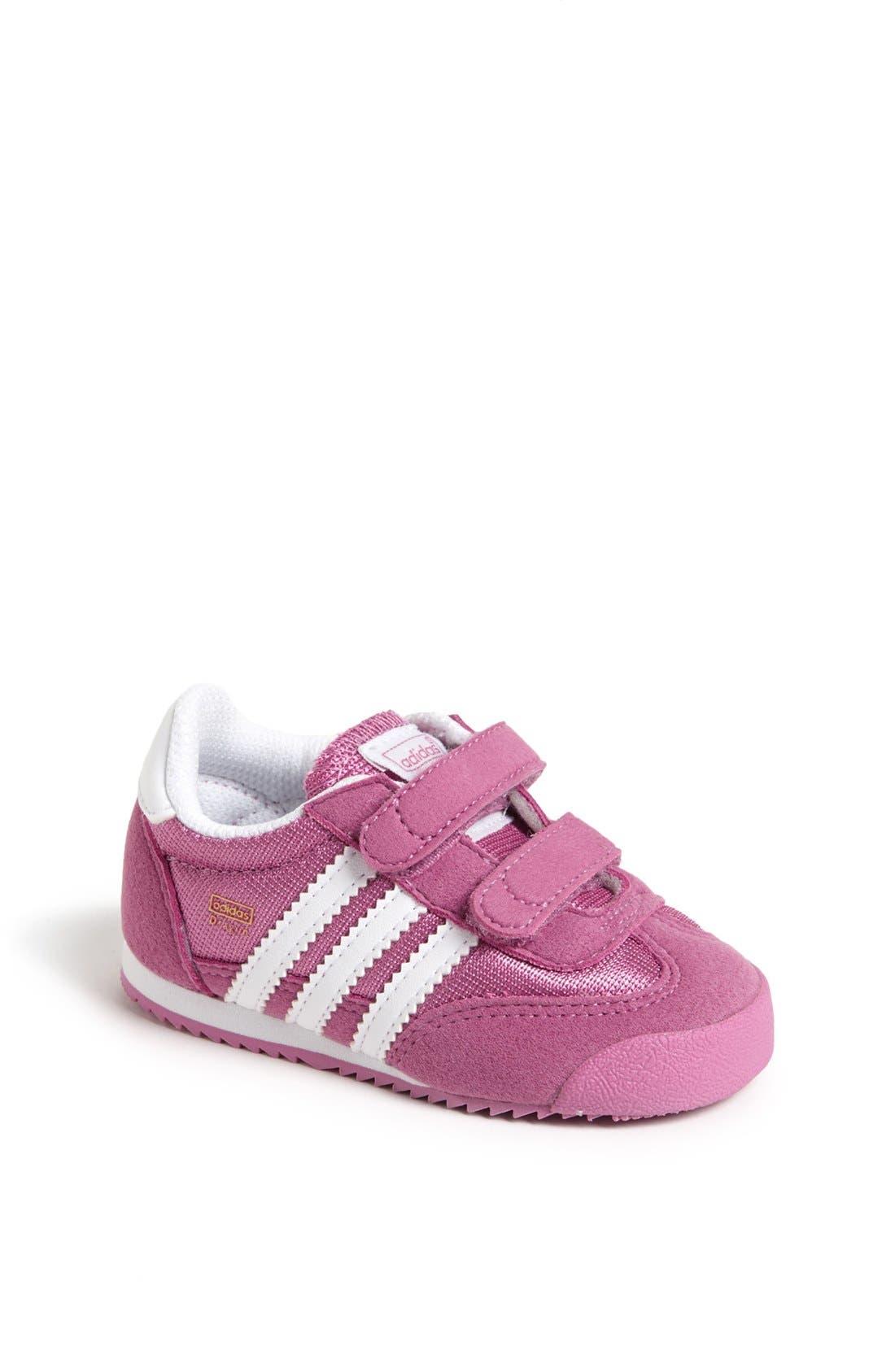 Main Image - adidas 'Dragon' Sneaker (Baby, Walker & Toddler)