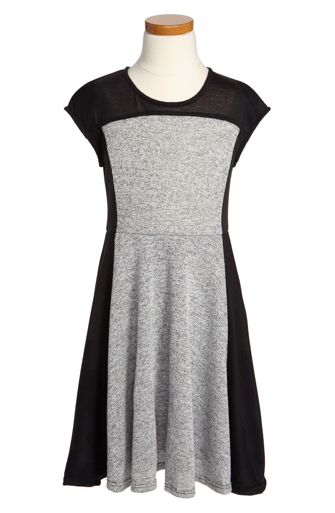Main Image - Kiddo Knit Dress (Big Girls)