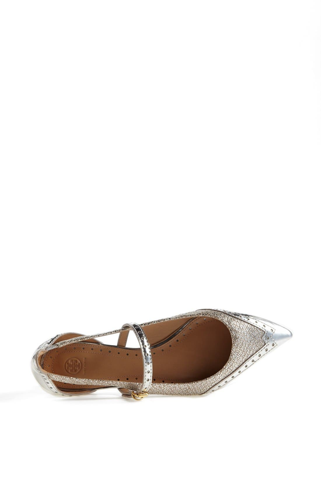 Alternate Image 3  - Tory Burch 'Bernadette' Flat