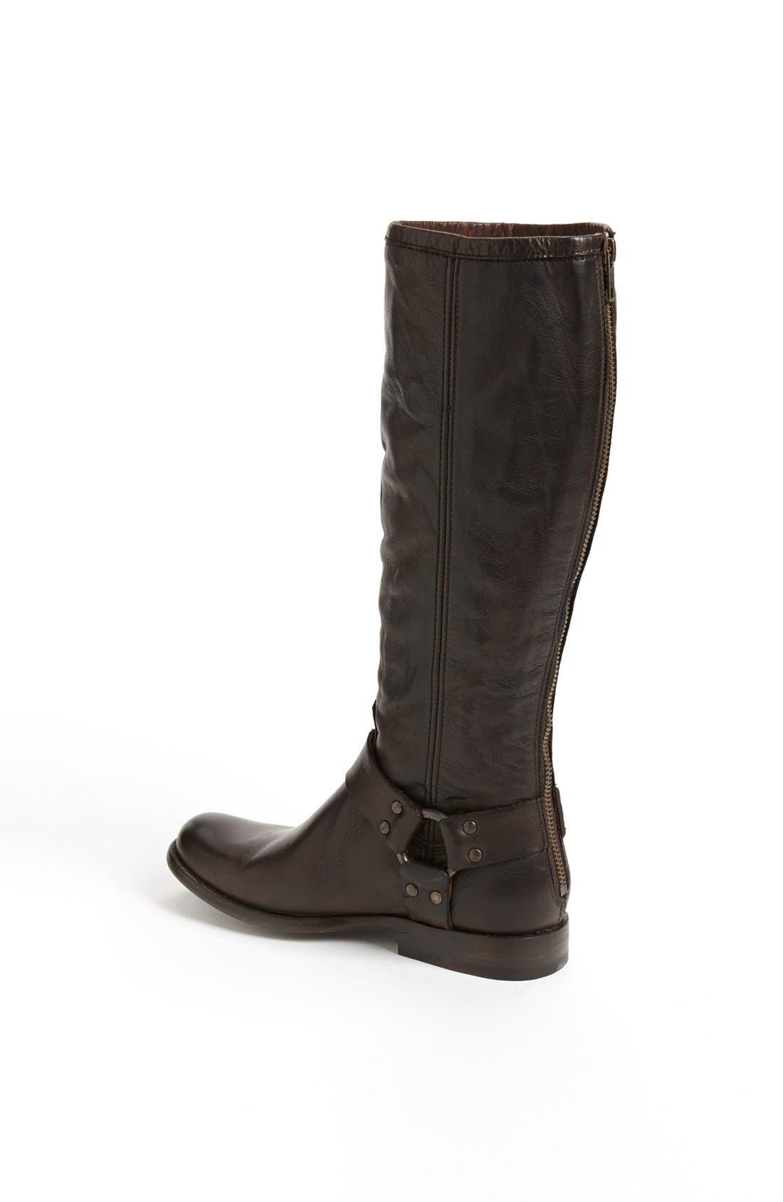Alternate Image 2  - Frye 'Phillip Harness' Tall Boot