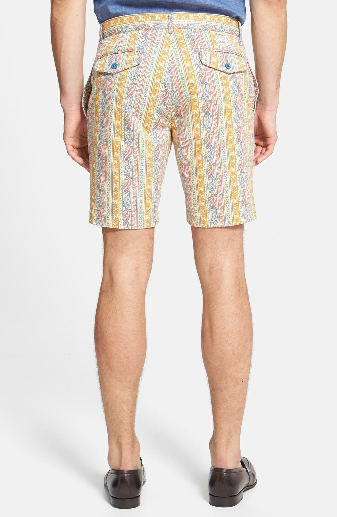 Alternate Image 2  - Grayers 'Newport' Paisley Shorts