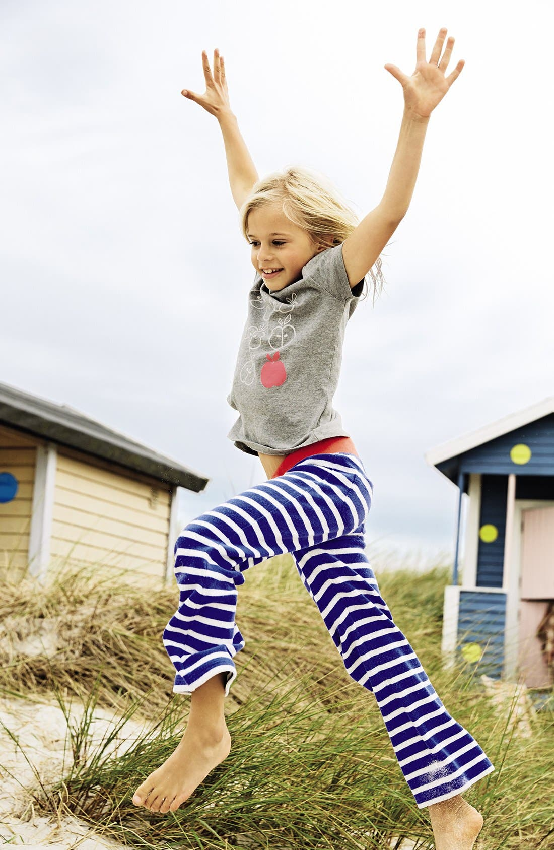 Alternate Image 2  - Mini Boden Short Sleeve T-Shirt (Toddler Girls, Little Girls & Big Girls)(Online Only)