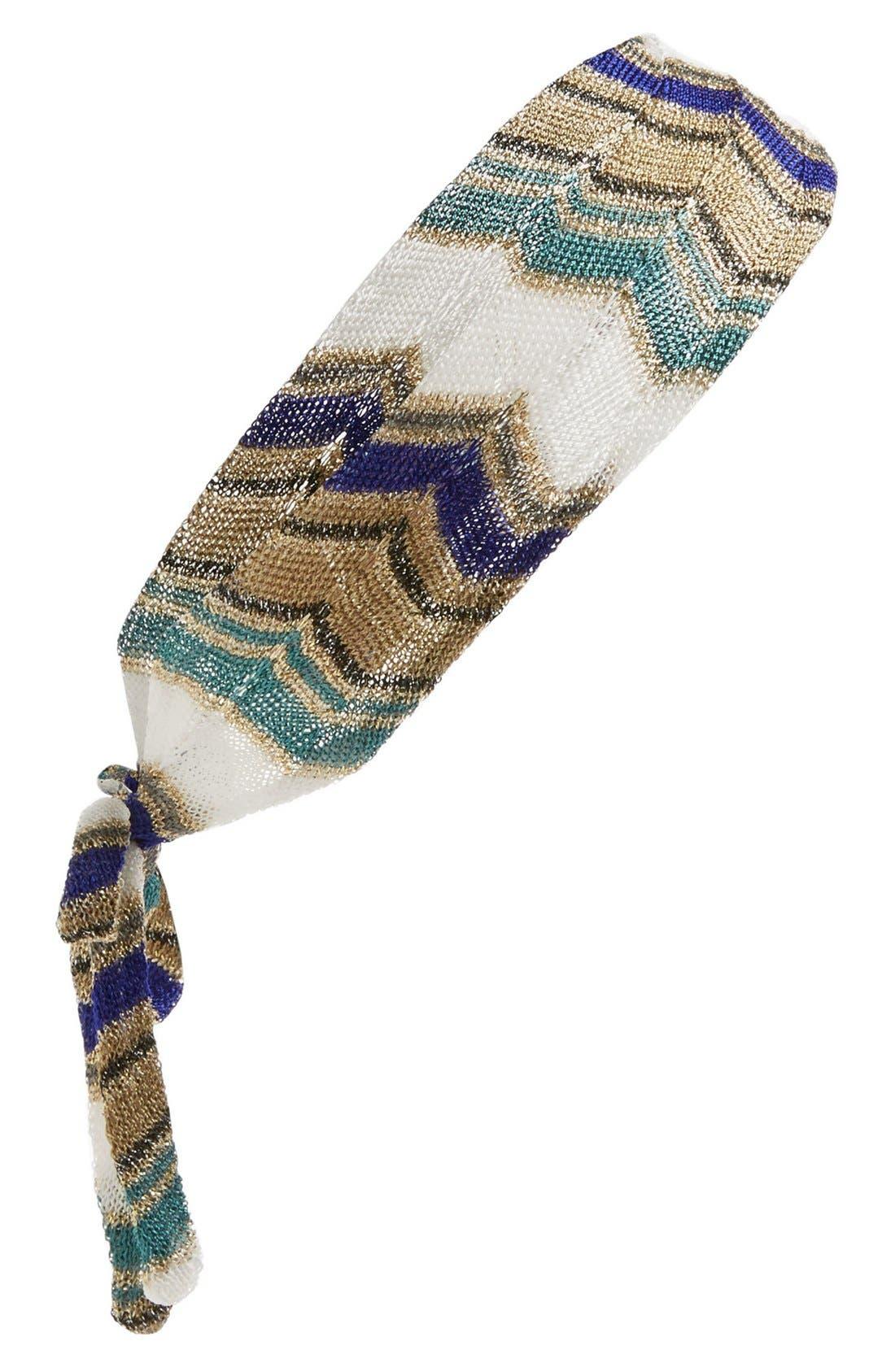 Alternate Image 1 Selected - Missoni Headband
