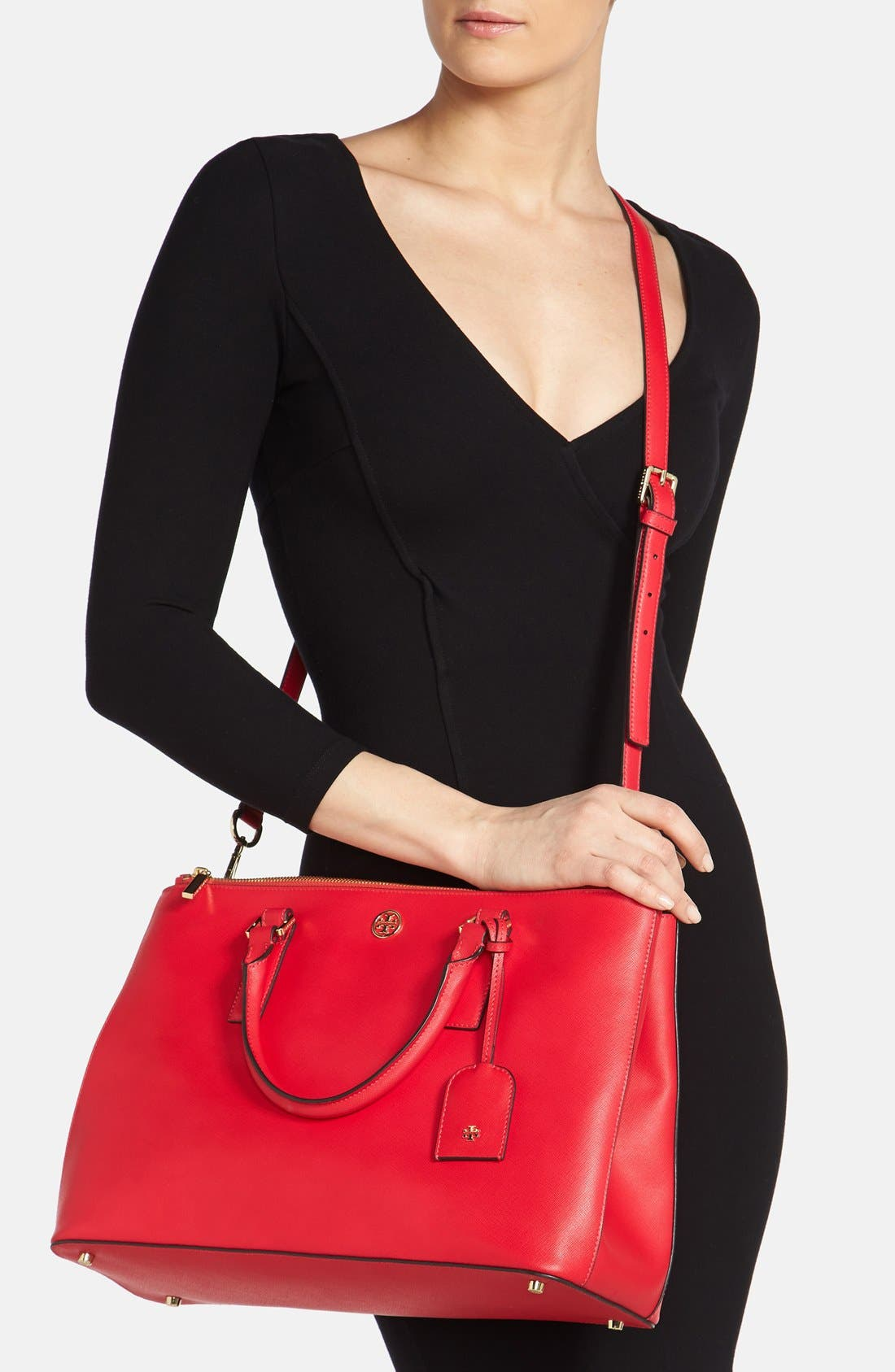 Alternate Image 2  - Tory Burch 'Robinson - Double Zip' Tote