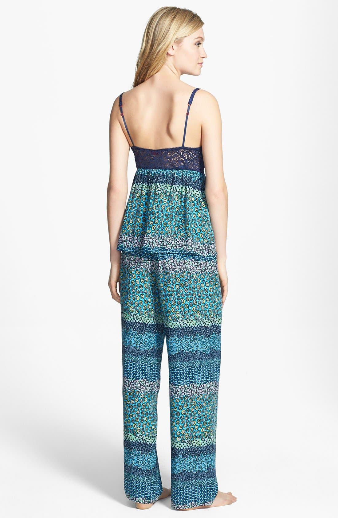 Alternate Image 2  - Josie 'Daisy Floral' Camisole Pajamas