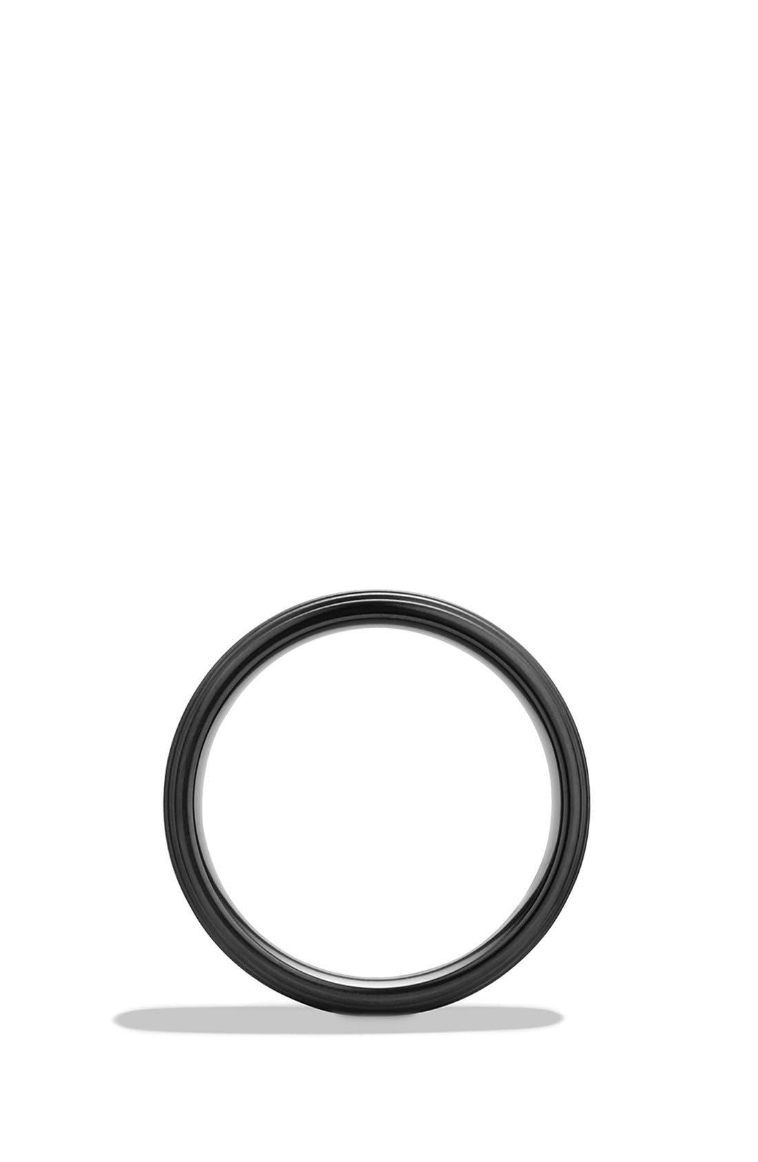 Alternate Image 2  - David Yurman 'Royal Cord' Wide Band Ring