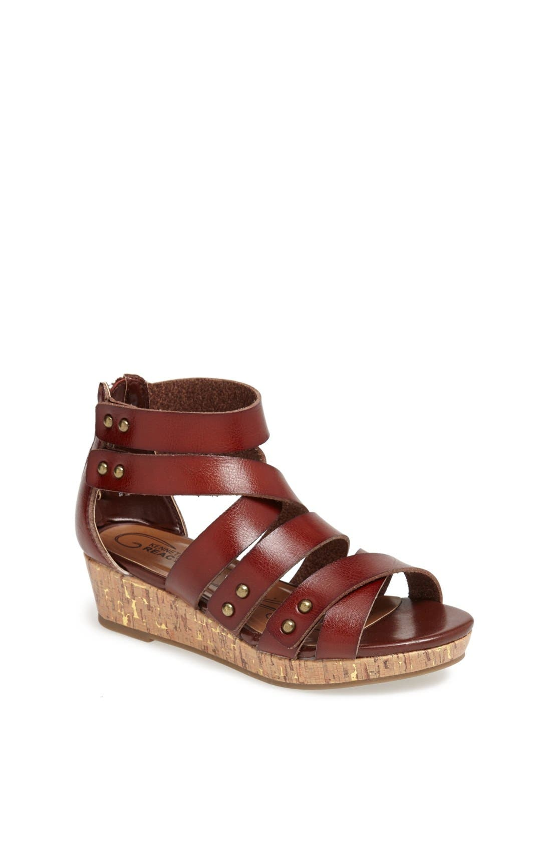 Alternate Image 1 Selected - Kenneth Cole Reaction 'My In The Sky' Sandal (Little Kid & Big Kid)