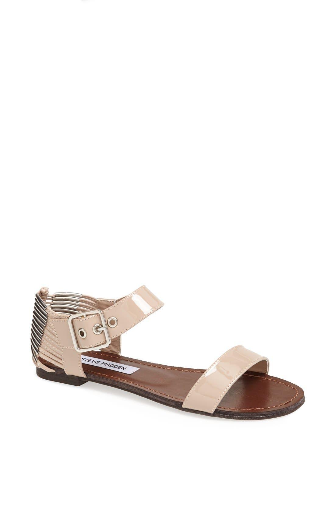 Alternate Image 1 Selected - Steve Madden 'Sincere' Sandal