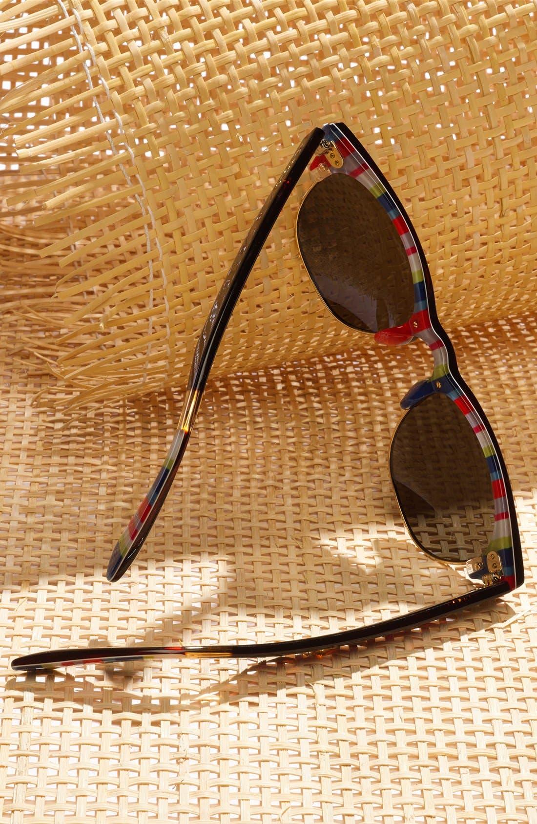 Alternate Image 4  - TOMS 'Lobamba' 50mm Sunglasses