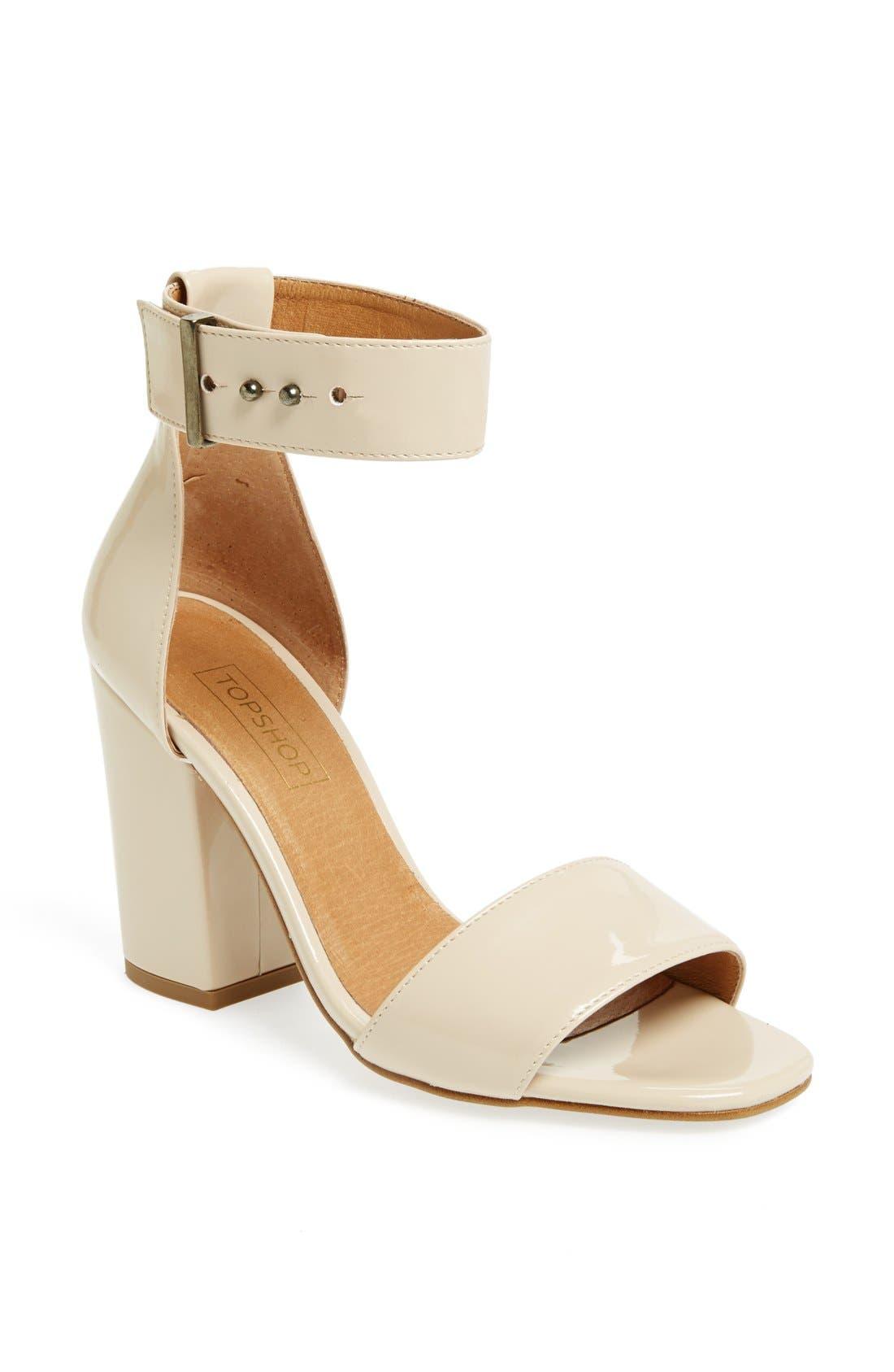 Main Image - Topshop 'Ramble' Sandal
