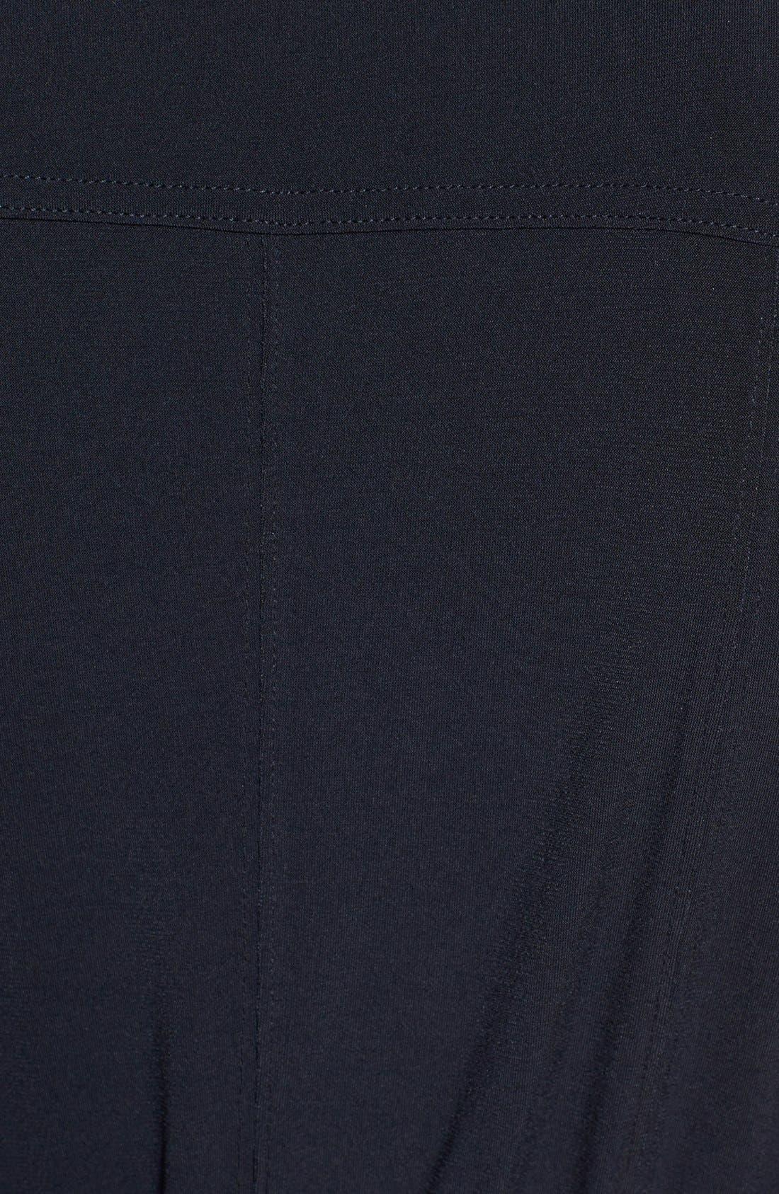 Alternate Image 3  - MICHAEL Michael Kors Sleeveless Maxi Shirtdress (Petite)