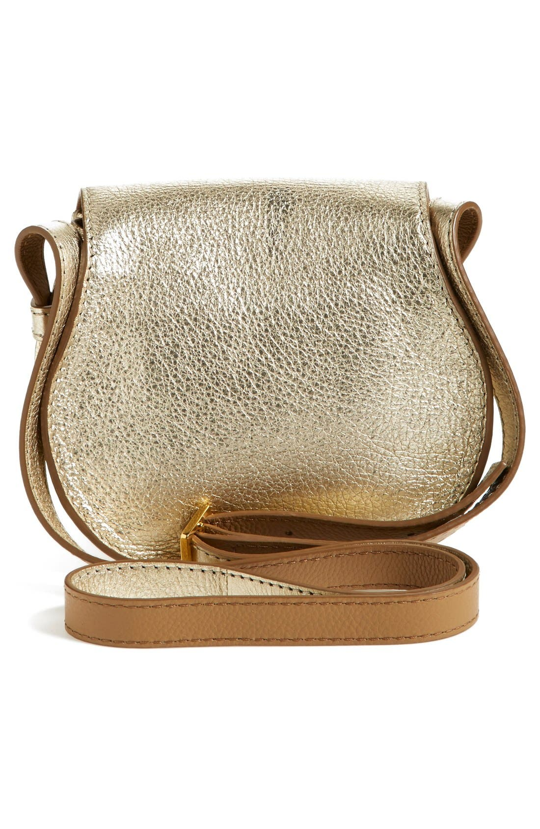 Alternate Image 3  - Chloé 'Marcie - Small' Leather Crossbody Bag
