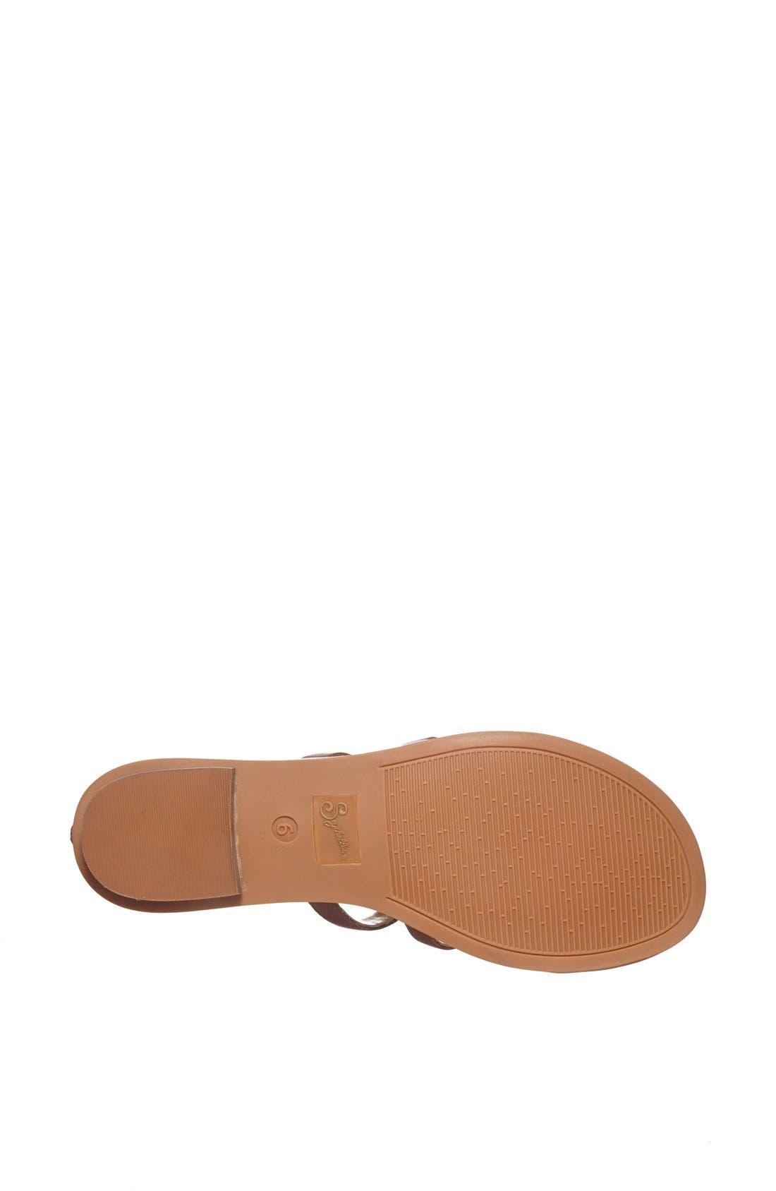 Alternate Image 4  - Seychelles 'Aim High' Gladiator Sandal
