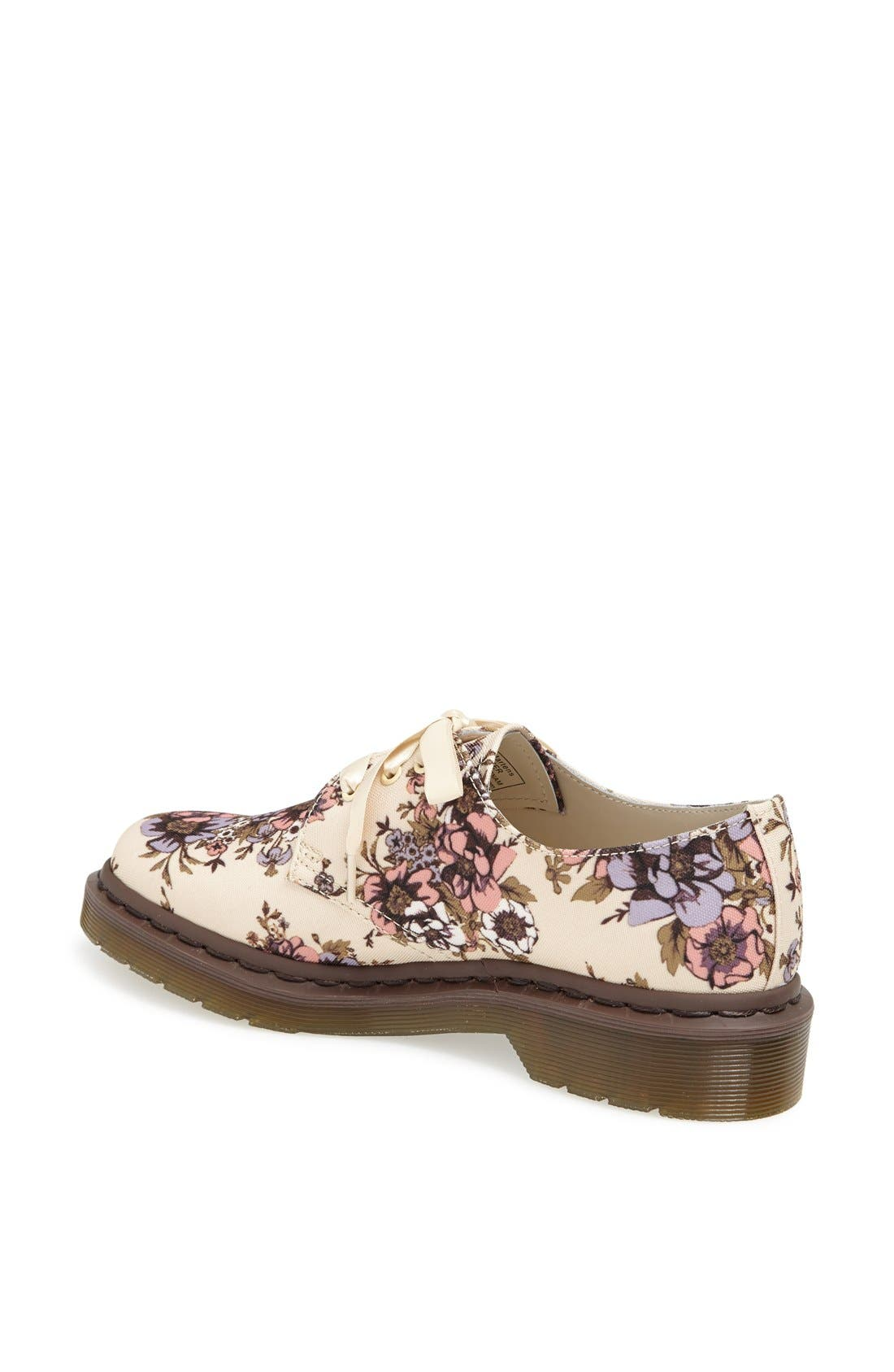 Alternate Image 2  - Dr. Martens 3-Eye Oxford (Women)