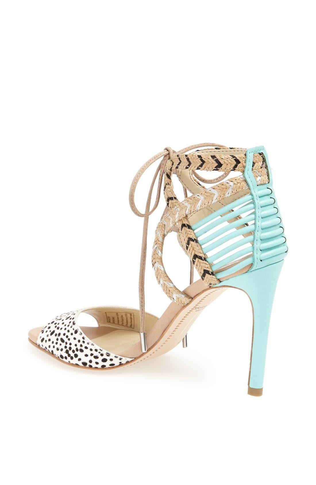 Alternate Image 2  - Dolce Vita 'Hexen' Lace-Up Ankle Strap Sandal
