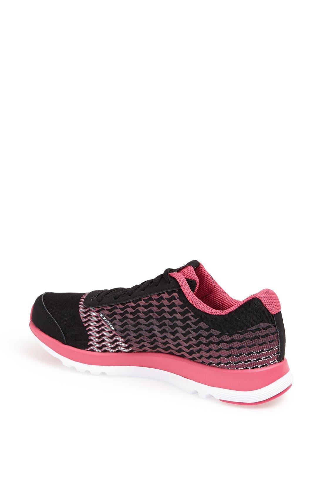 Alternate Image 2  - Reebok 'SubLite Duo Instinct' Running Shoe (Women)