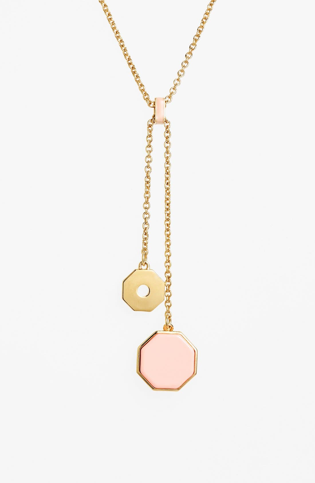 Alternate Image 1 Selected - MARC BY MARC JACOBS 'Octi Bolts' Y-Necklace