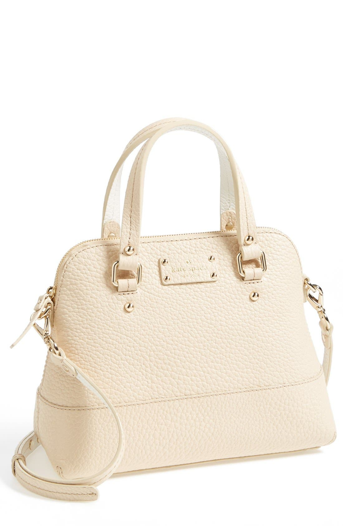 Main Image - kate spade new york 'small grove court maise' leather satchel