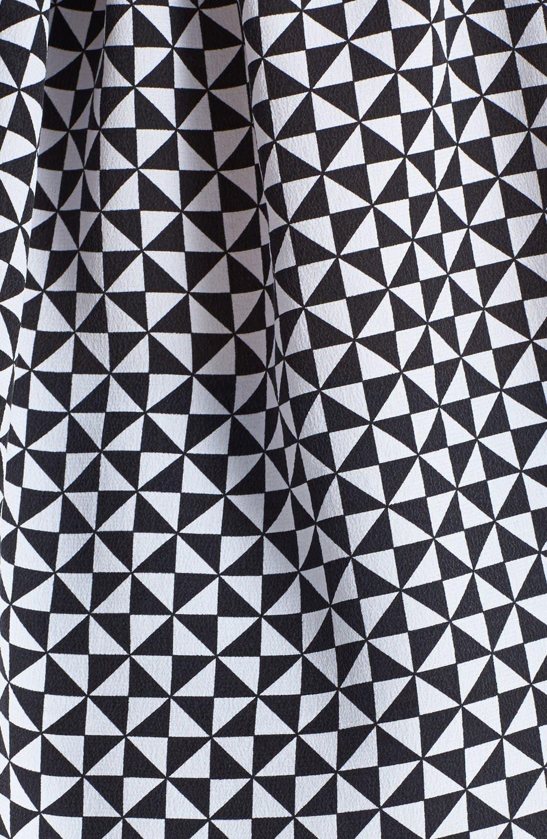 Alternate Image 3  - Equipment 'Slim Signature' Print Silk Shirt