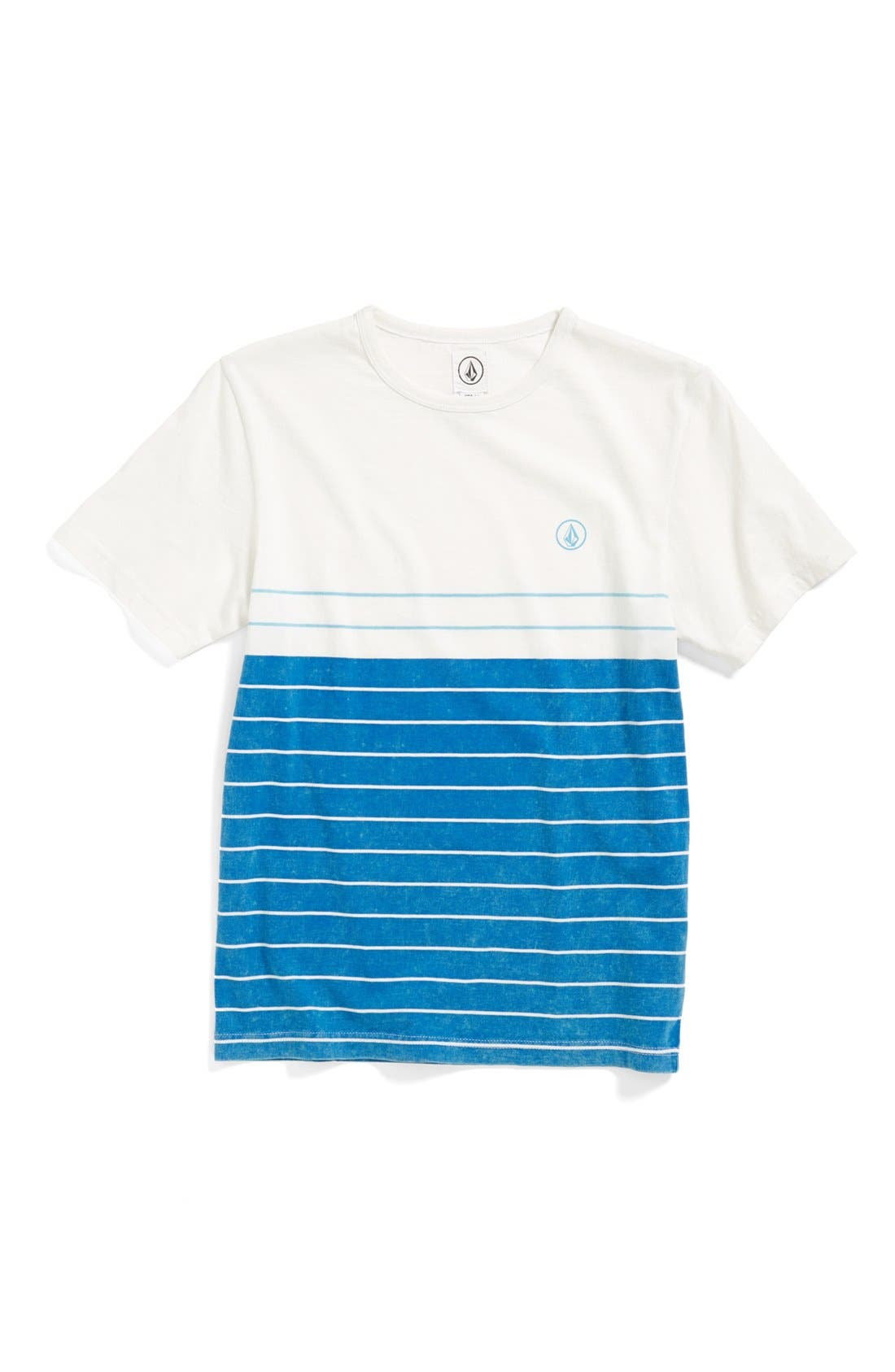 Alternate Image 1 Selected - Volcom 'Ogden' Short Sleeve Crewneck T-Shirt (Big Boys)