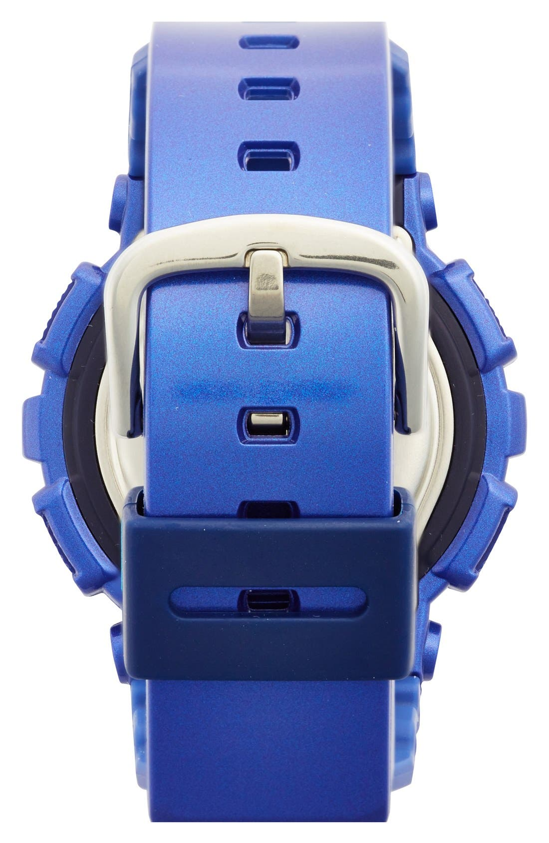 Alternate Image 2  - Baby-G Round Ana-Digi Watch, 43mm