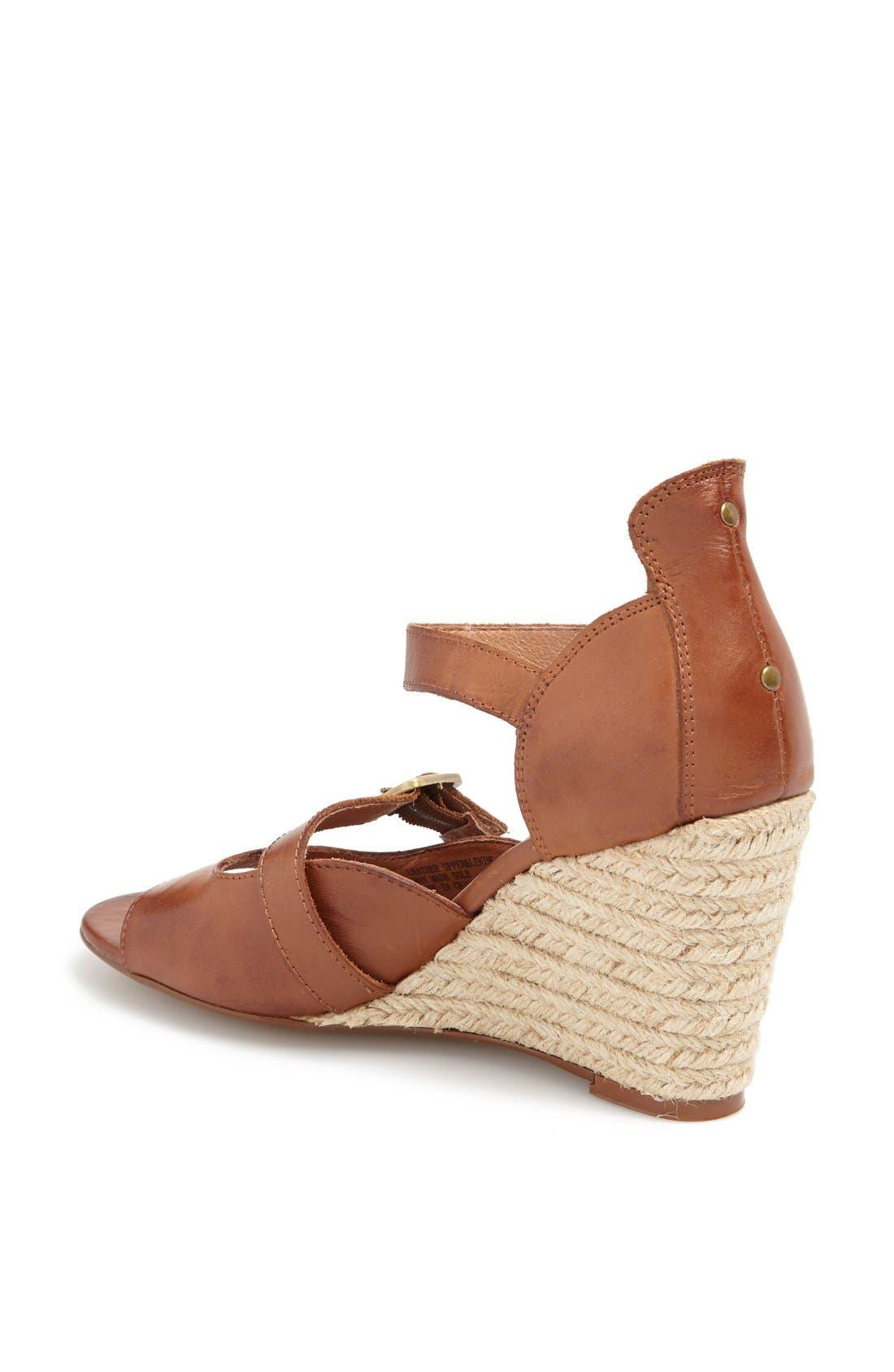 Alternate Image 2  - Corso Como 'Hello' Calfskin Leather Sandal