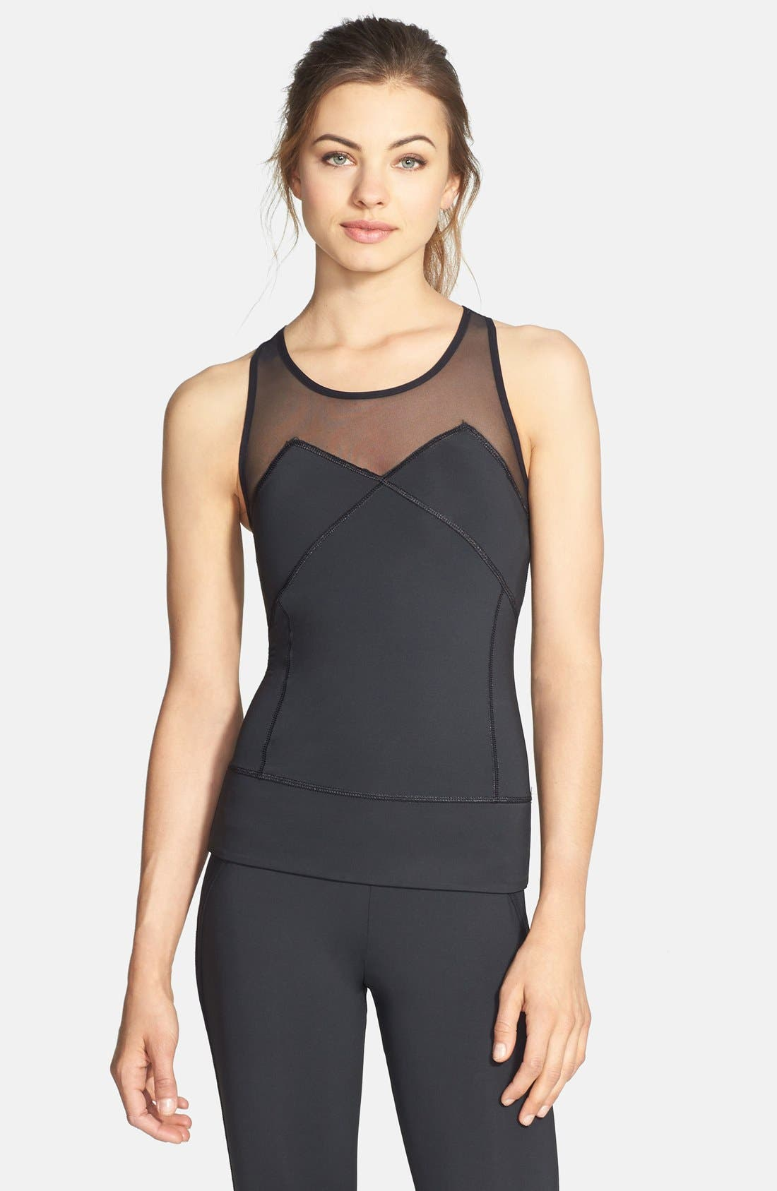 Alternate Image 1 Selected - adidas by Stella McCartney 'Run' Performance Tank