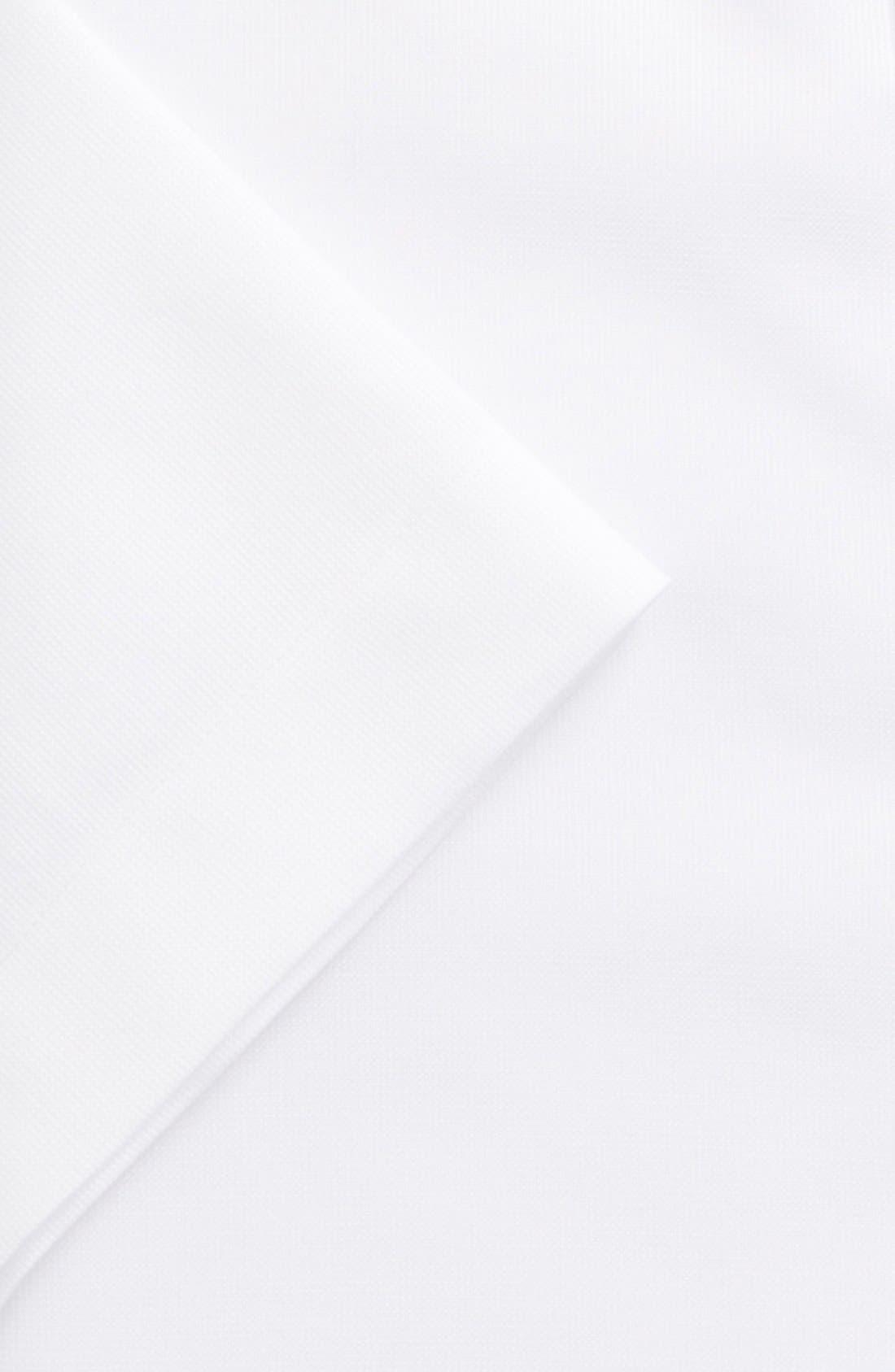 Alternate Image 4  - Nordstrom Men's Shop Traditional Fit Non-Iron Short Sleeve Dress Shirt