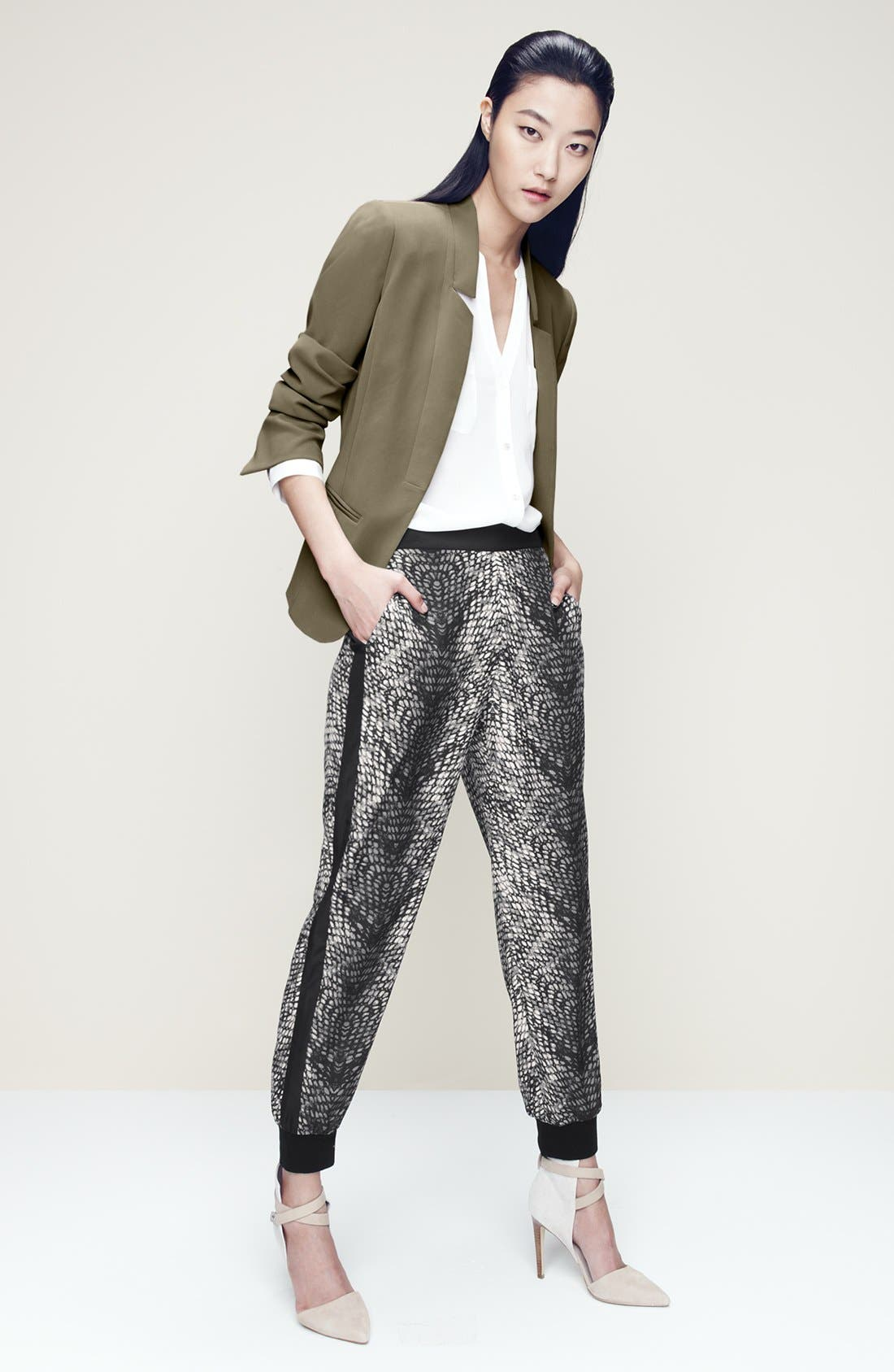 Main Image - Trouvé Blazer, Shirt & Pants