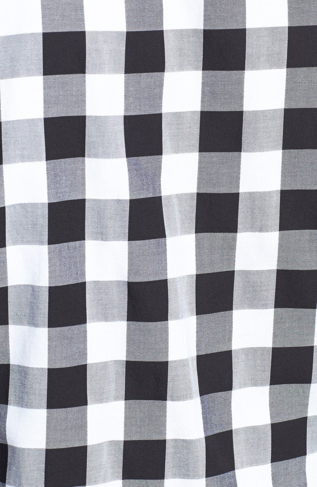 Alternate Image 3  - Burberry Brit 'Fred' Gingham Sport Shirt