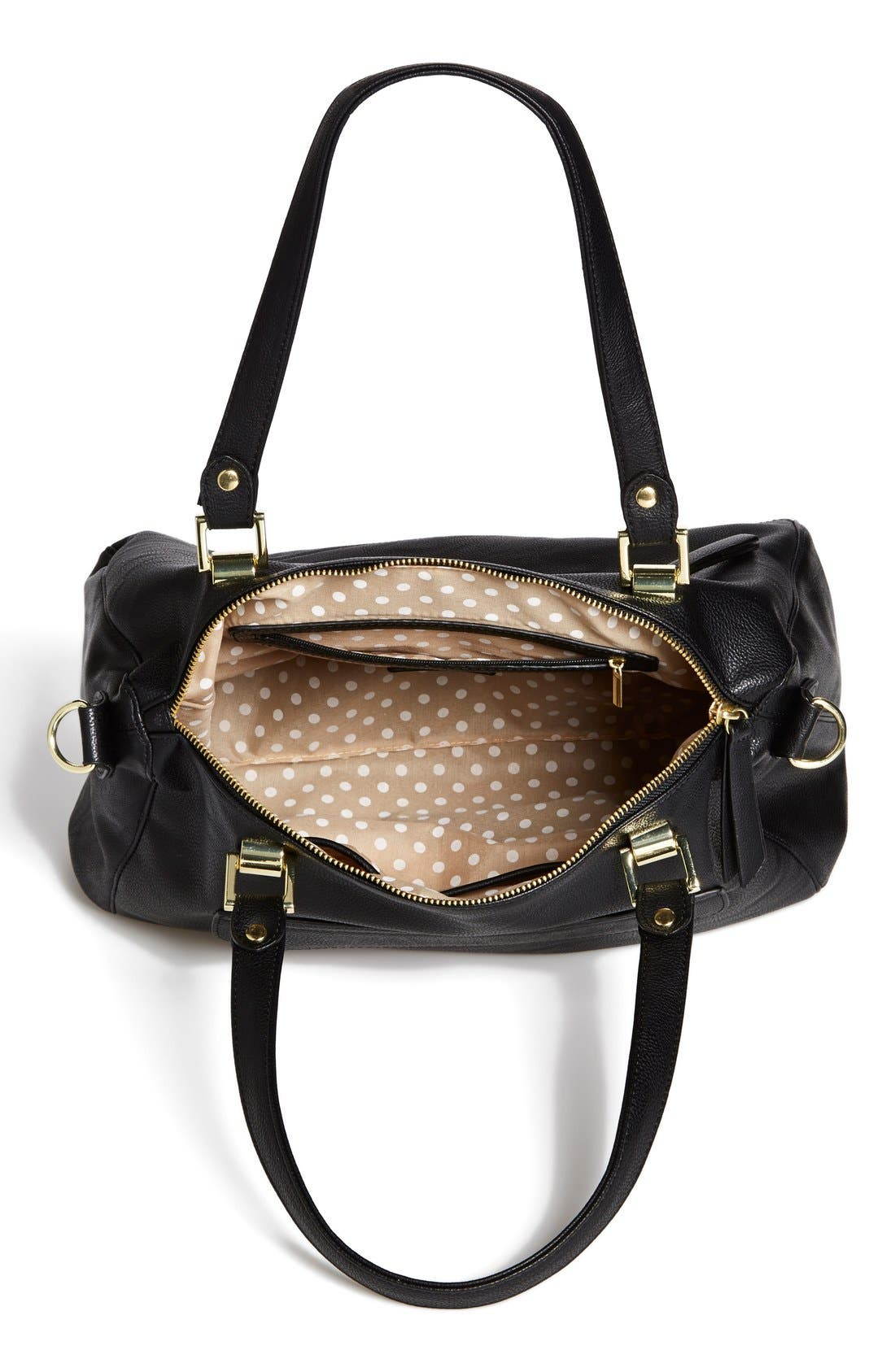 Alternate Image 2  - KENDALL + KYLIE Madden Girl Convertible Large Crossbody Bag (Juniors)