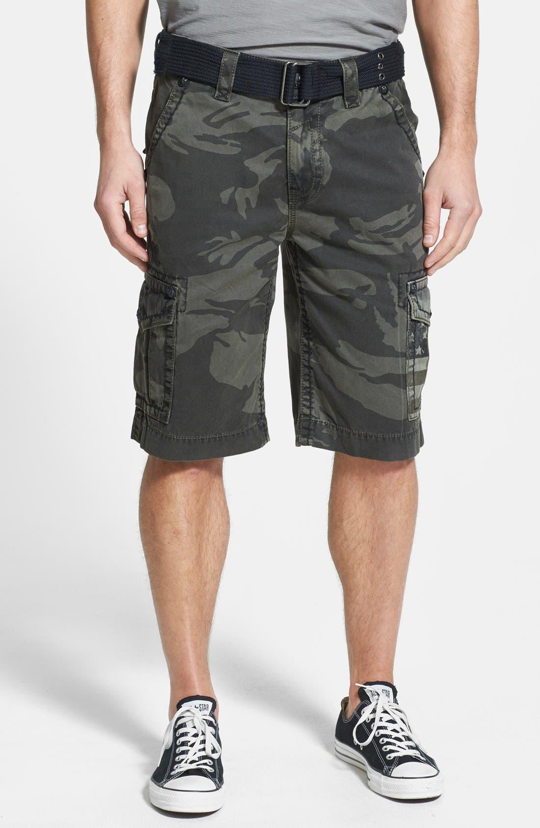 Alternate Image 2  - Rock Revival Cargo Shorts
