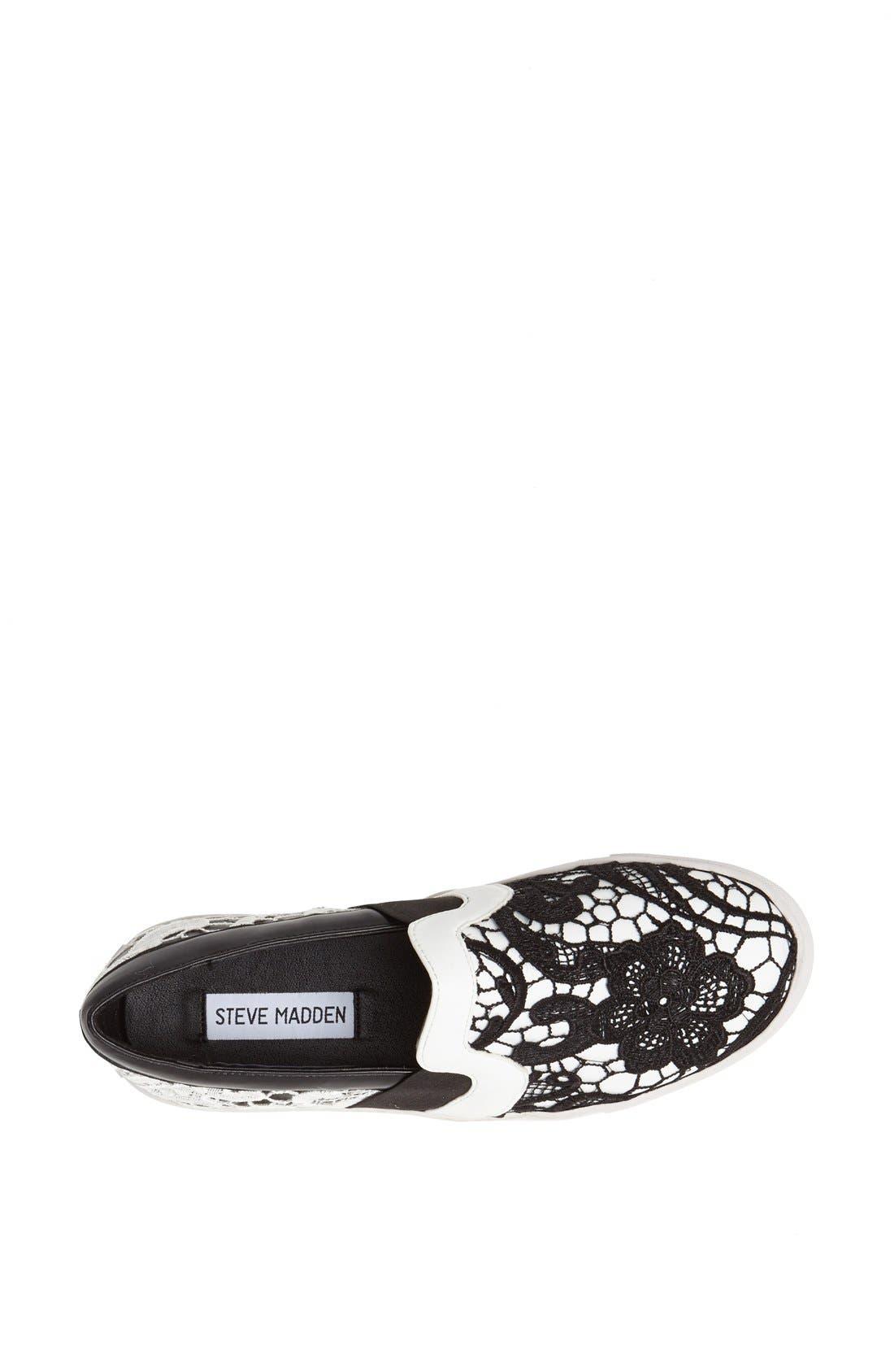 Alternate Image 3  - Steve Madden 'Gulible' Sneaker