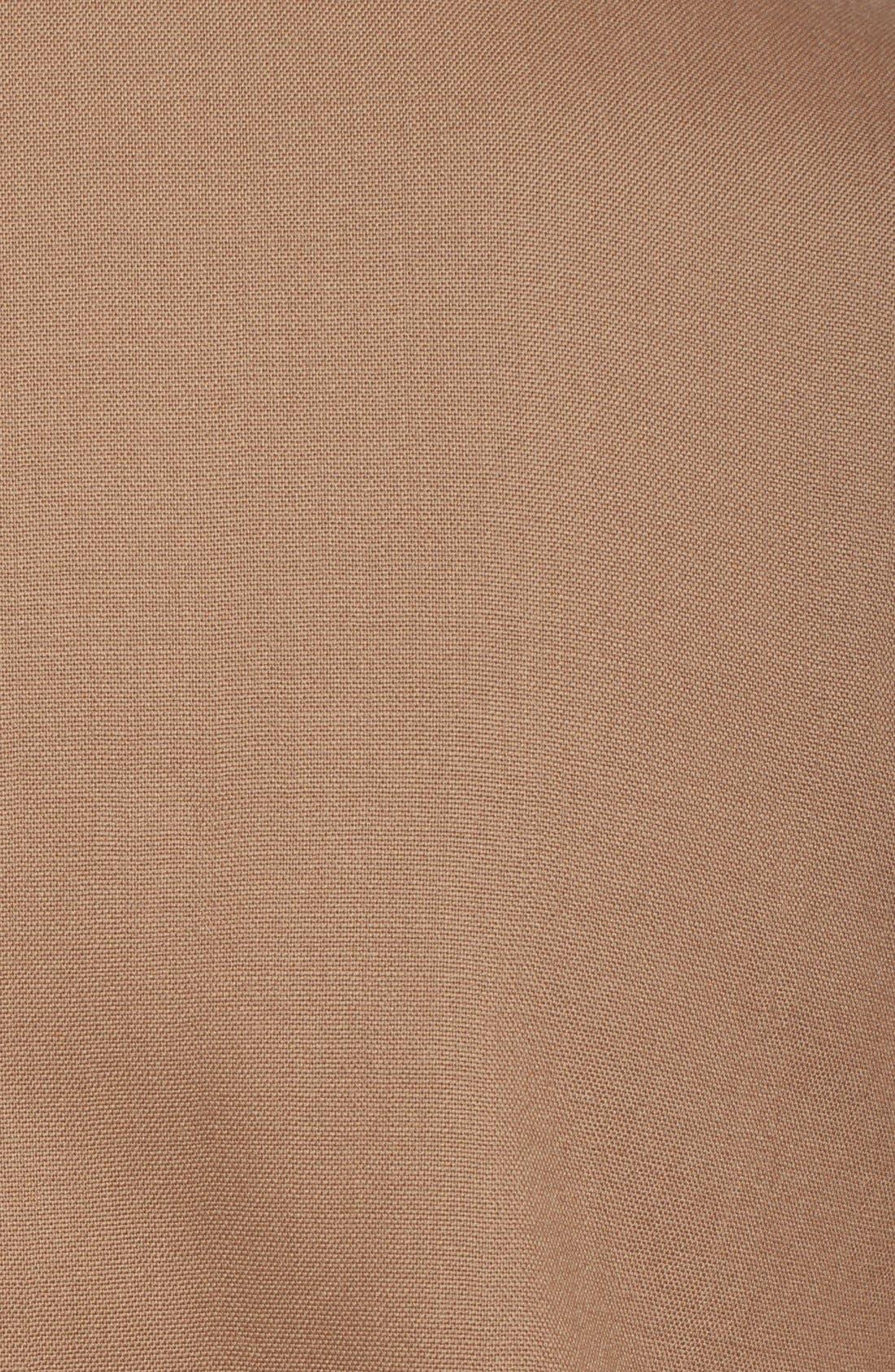 Alternate Image 3  - Jason Wu Stretch Wool Utility Wrap Dress