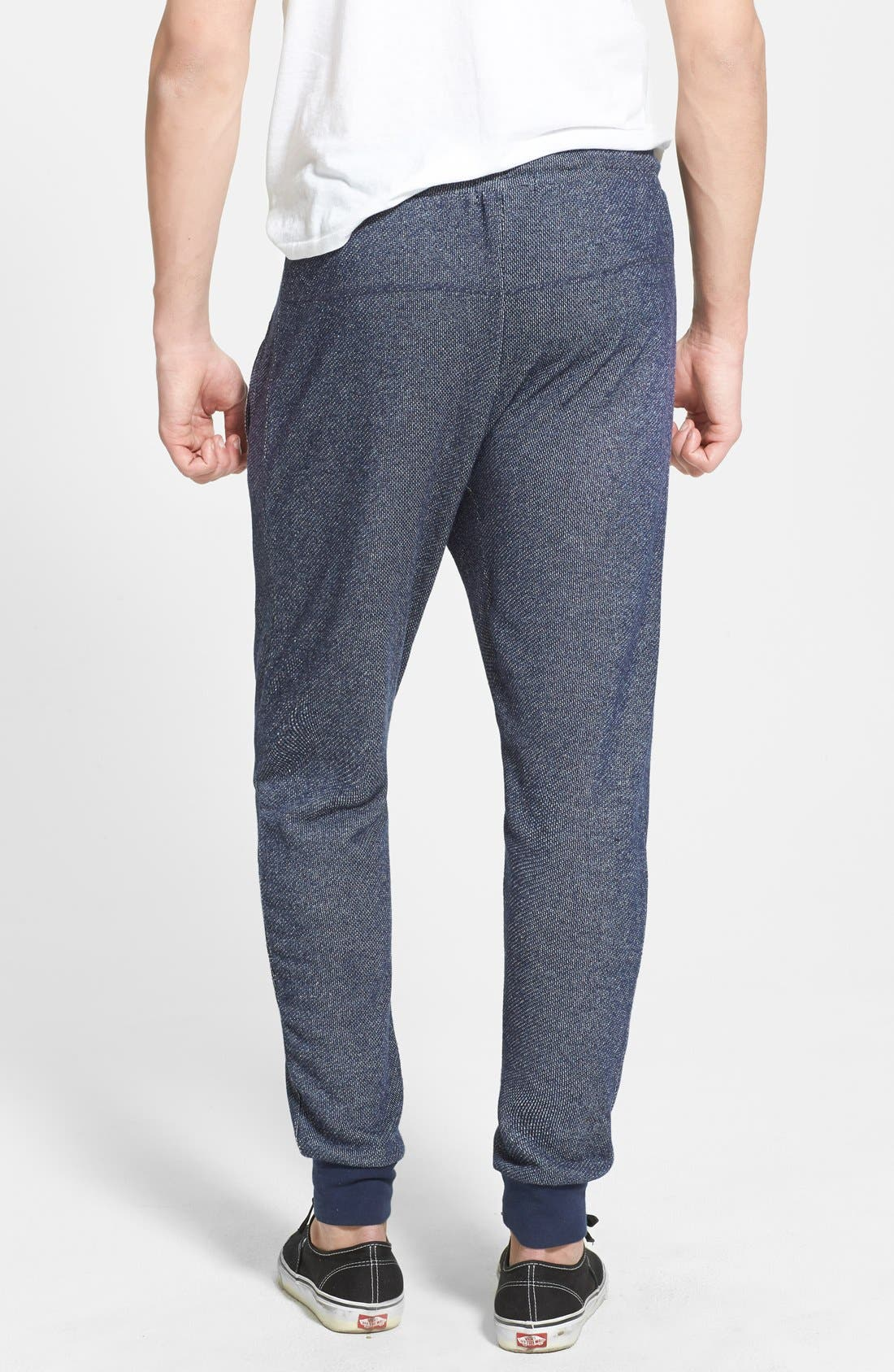 Alternate Image 2  - Topman Carrot Fit Jogger Sweatpants