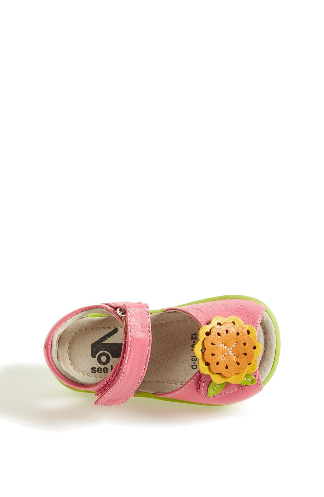 Alternate Image 3  - See Kai Run 'Eliza' Sandal (Baby, Walker & Toddler)