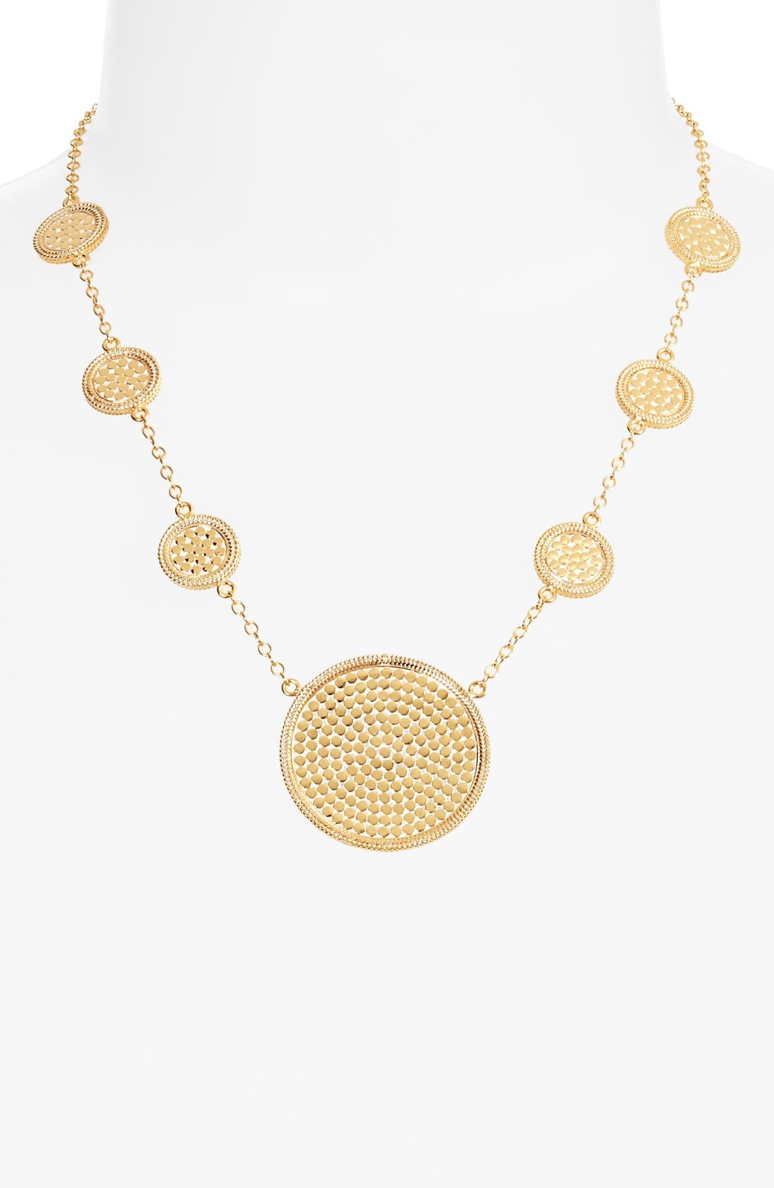 Alternate Image 1 Selected - Anna Beck 'Gili' Frontal Station Necklace