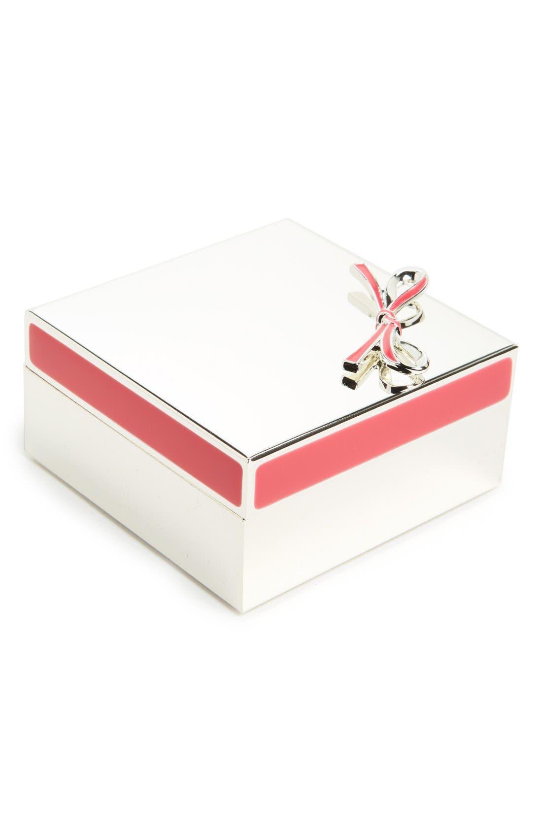 Alternate Image 1 Selected - kate spade new york 'vienna lane' keepsake box