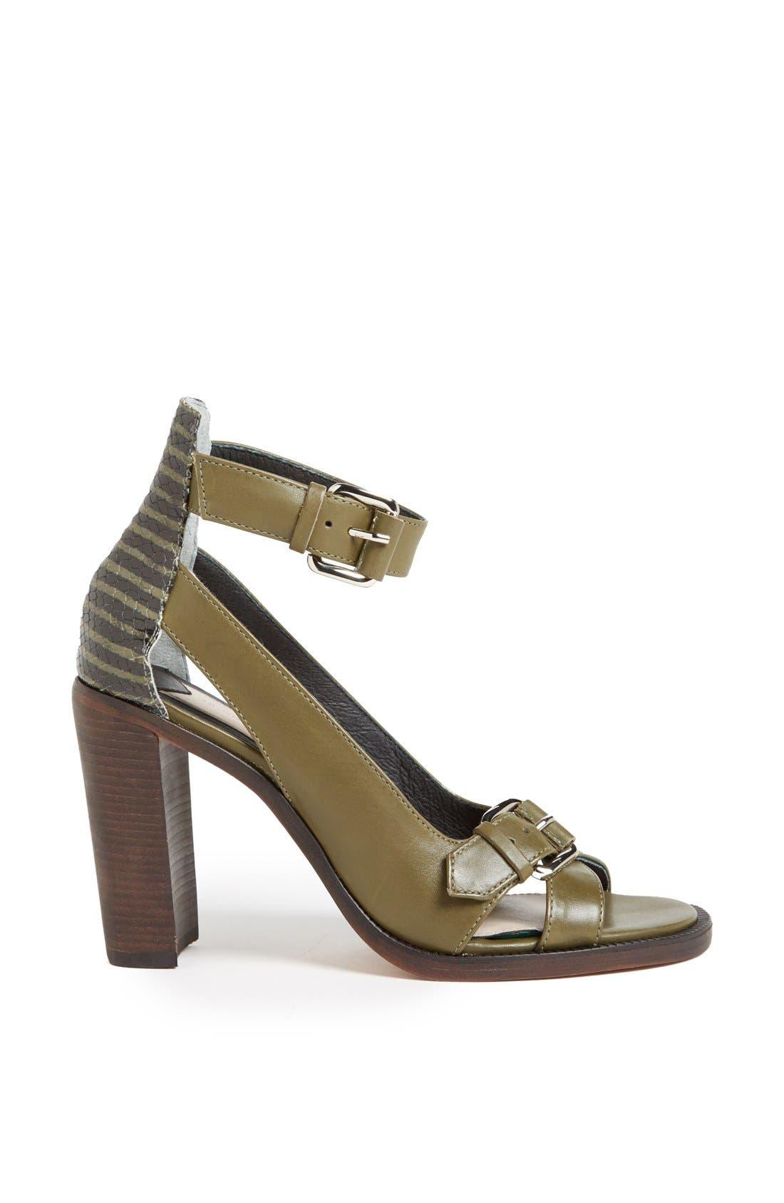 Alternate Image 4  - Derek Lam 10 Crosby 'Safra' High Sandal