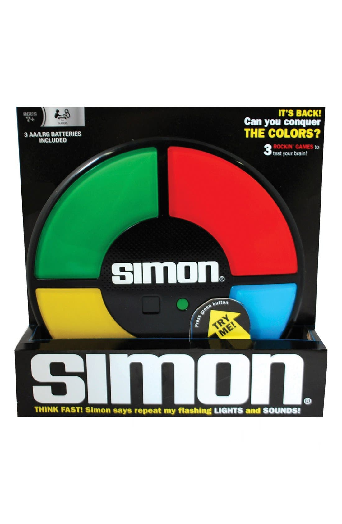Alternate Image 2  - Schylling 'Simon' Memory Game