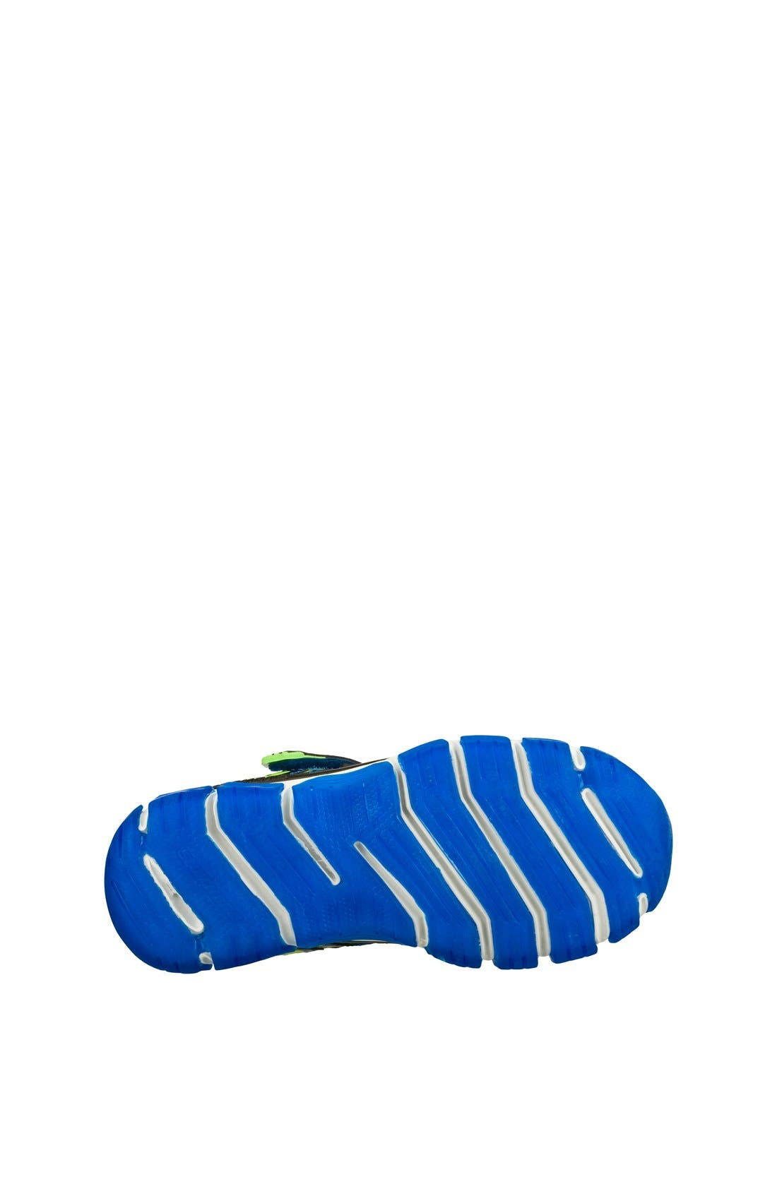 Alternate Image 4  - SKECHERS 'X-Cellorator' Sneaker (Toddler)