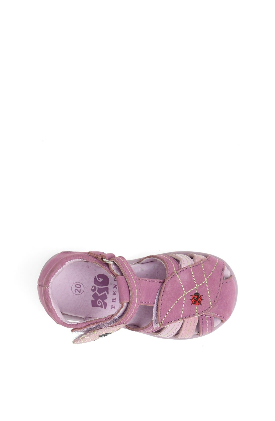Alternate Image 3  - Kio Trend 'Lena' Sandal (Baby, Walker & Toddler)