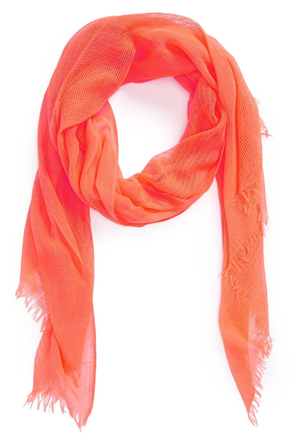Alternate Image 1 Selected - Michael Stars 'Cool Breeze' Woven Scarf