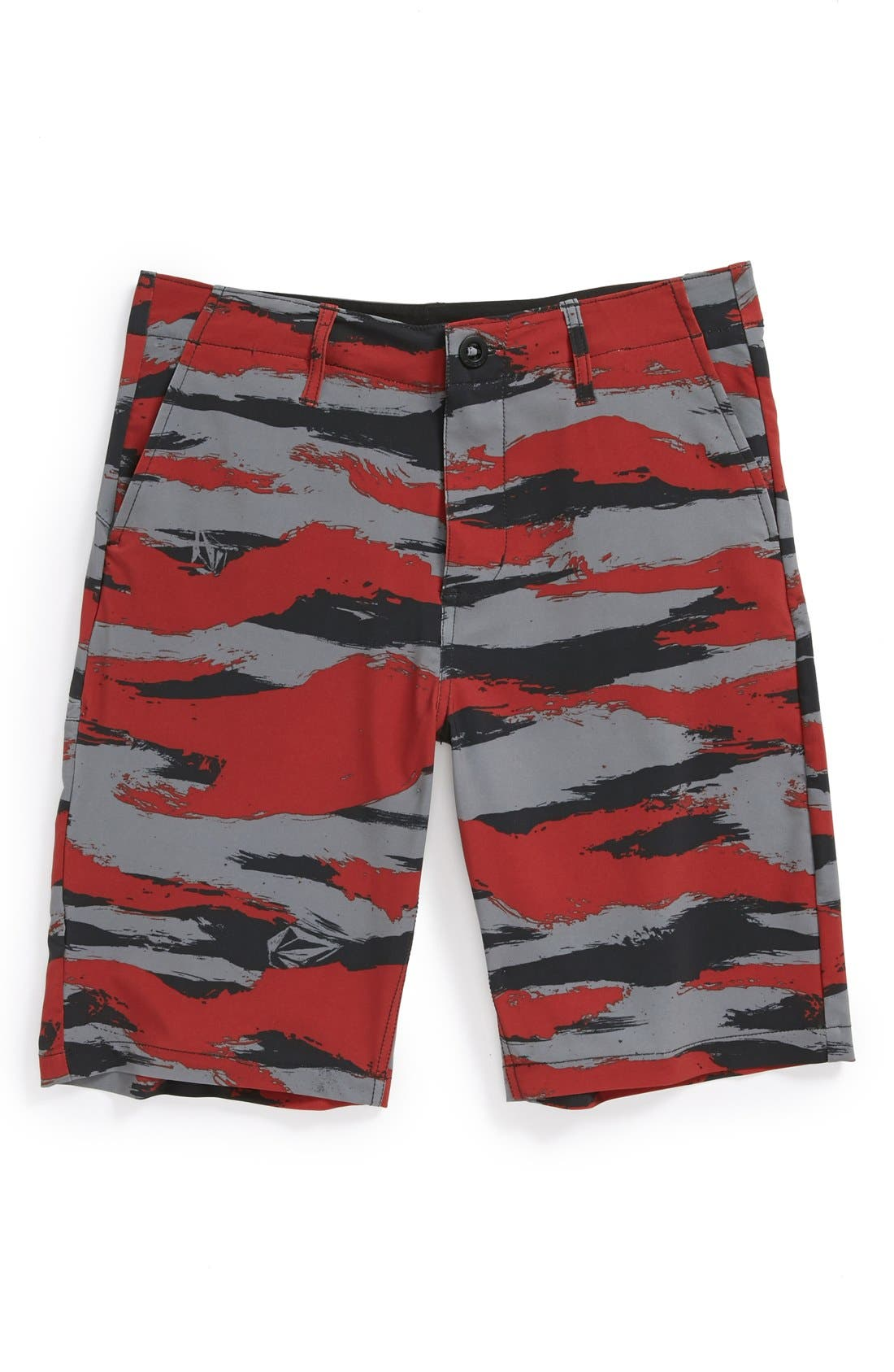 Alternate Image 1 Selected - Volcom Hybrid Shorts (Big Boys)