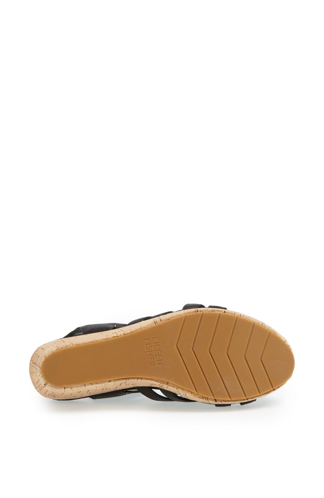 Alternate Image 4  - Eileen Fisher 'Vast' Sandal