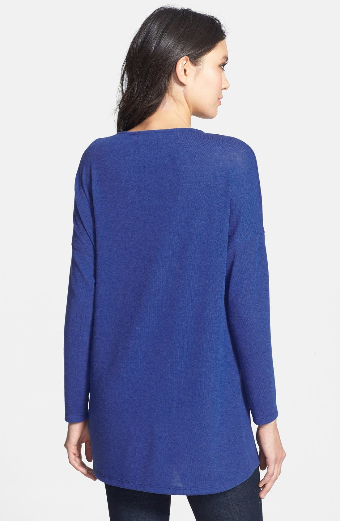 Alternate Image 2  - June & Hudson Long Sleeve Tunic