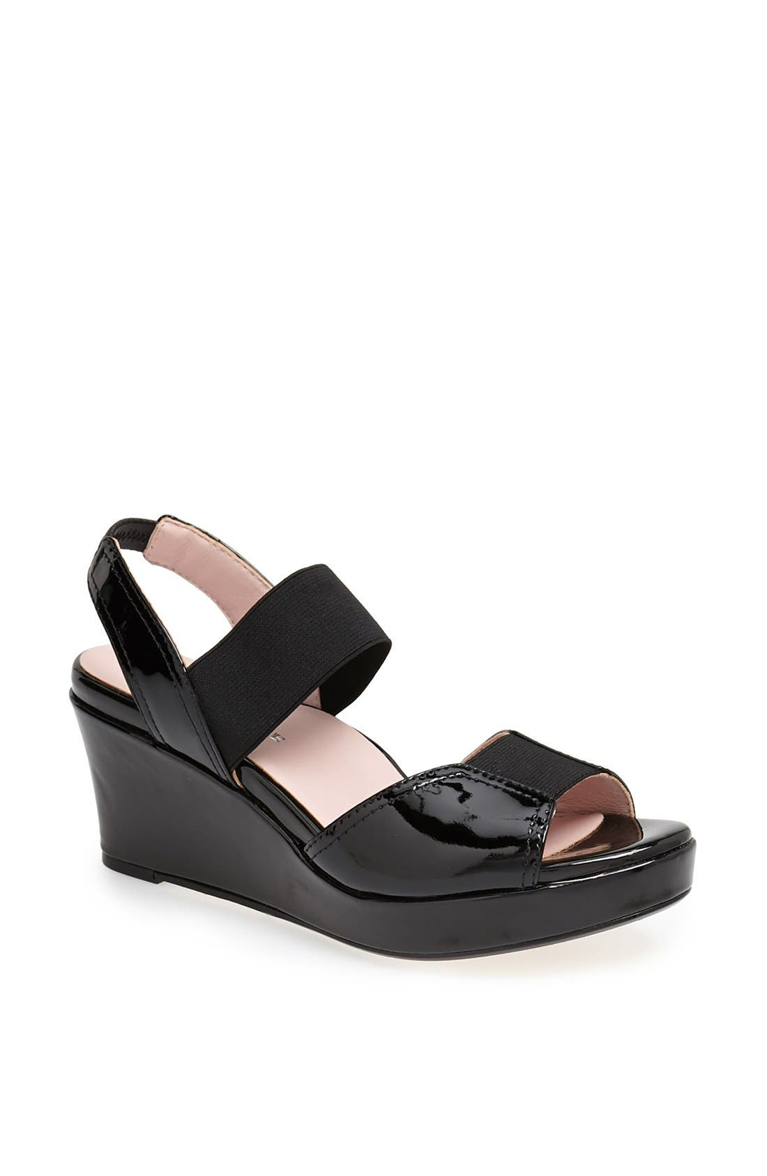 Main Image - Taryn Rose 'Sinai' Wedge Sandal
