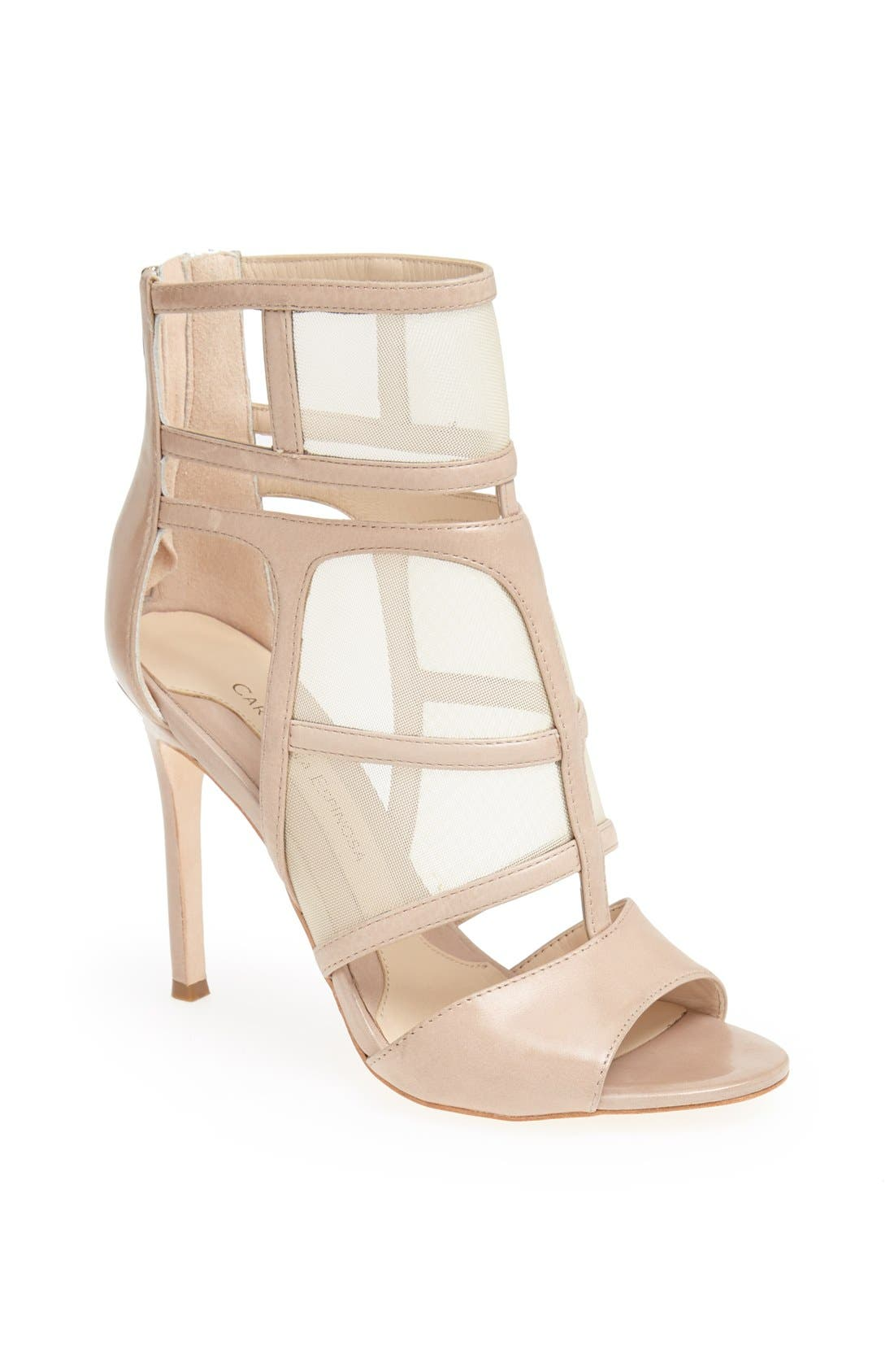 Alternate Image 1 Selected - Carolinna Espinosa 'Sammy' Leather Sandal