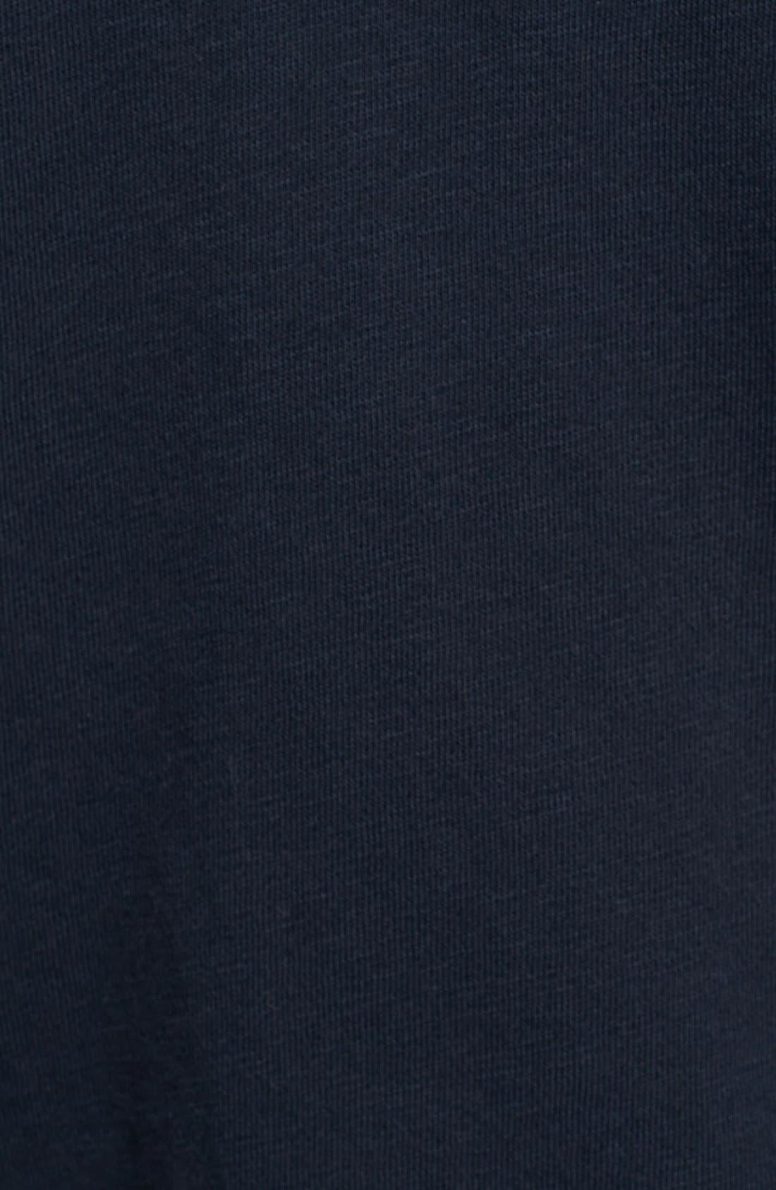 Alternate Image 3  - James Perse Classic Zip Hoodie