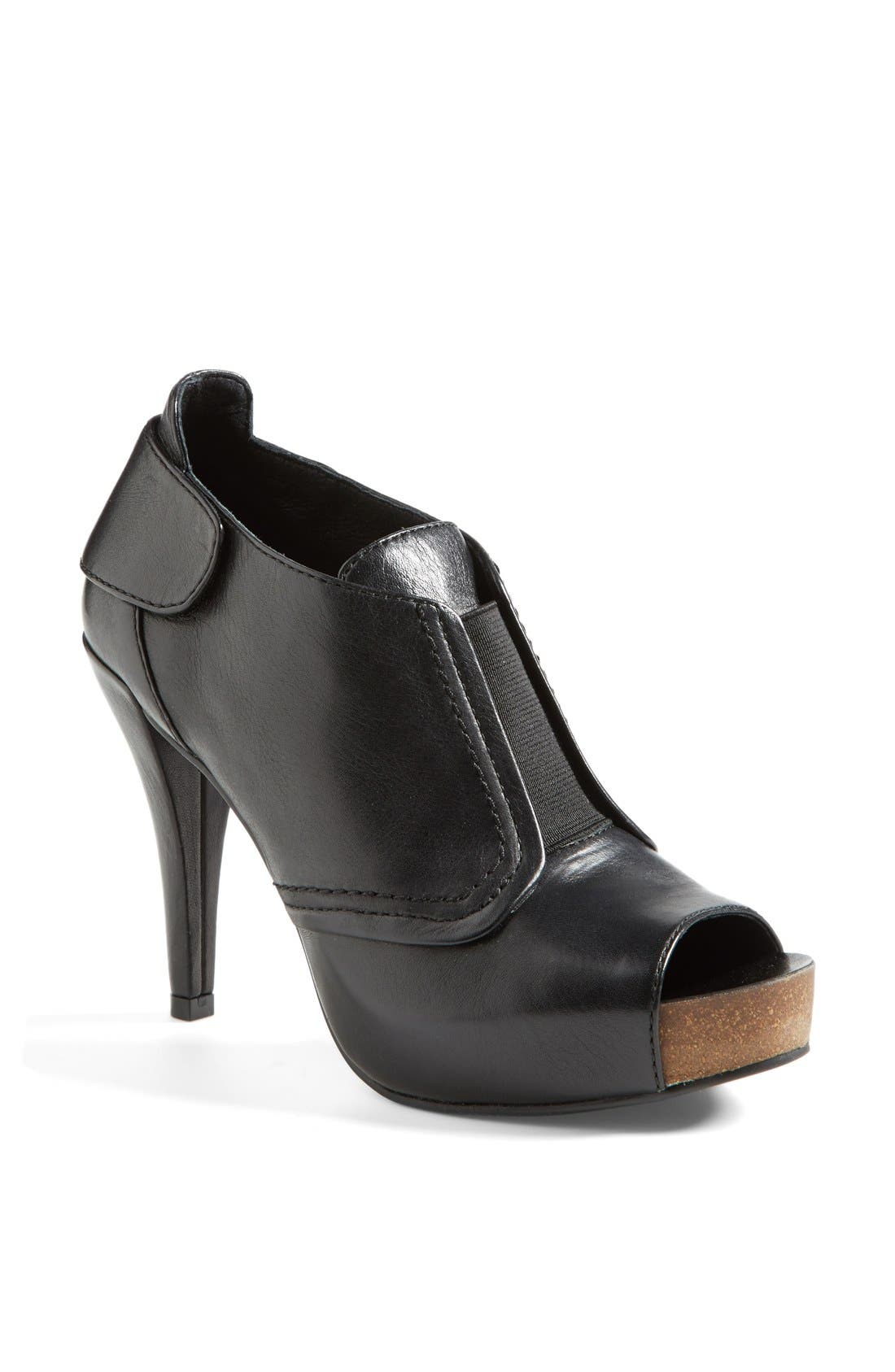 Alternate Image 1 Selected - Vince Camuto 'Pernot' Peep Toe Bootie